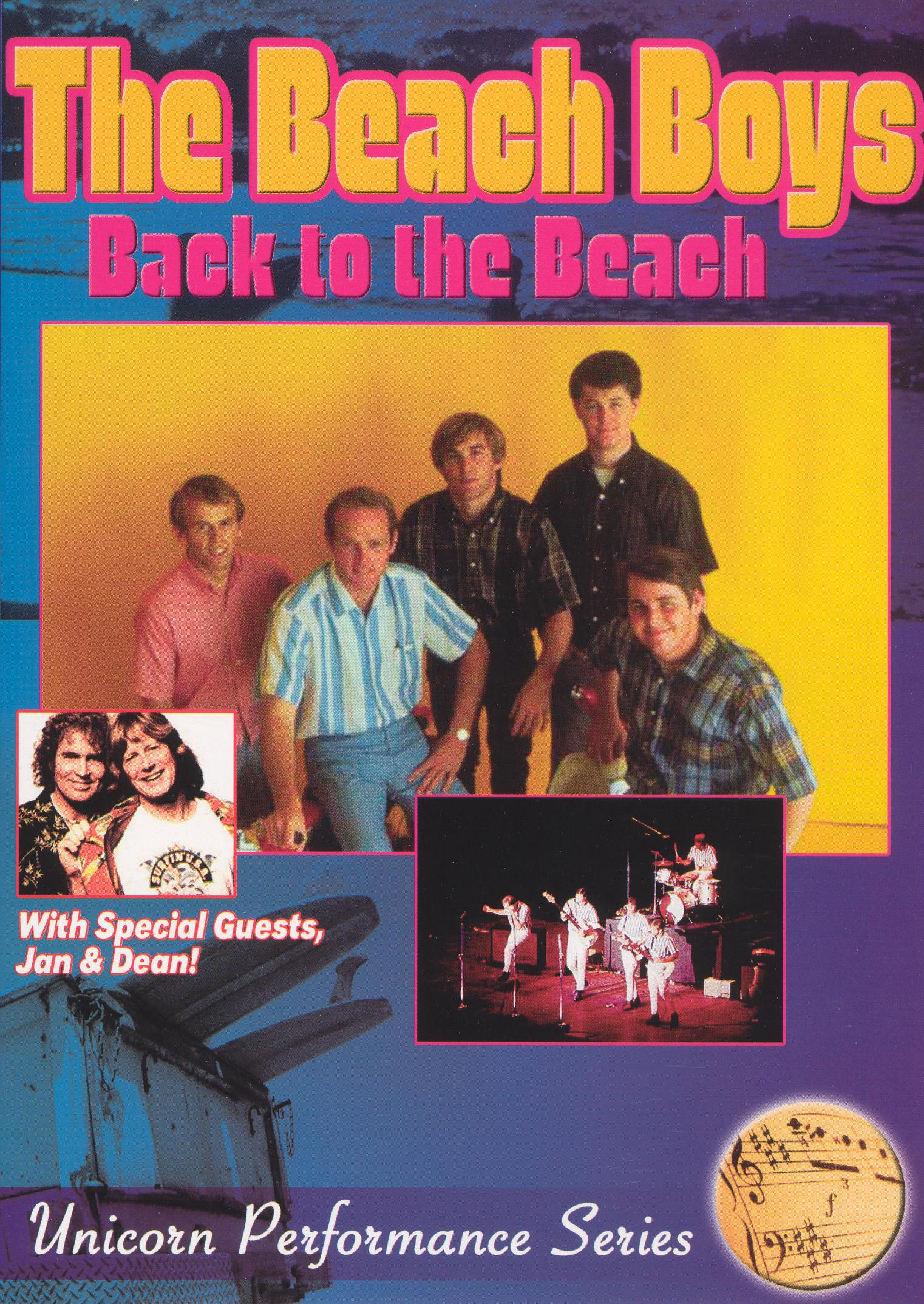 The Beach Boys: Back to the Beach