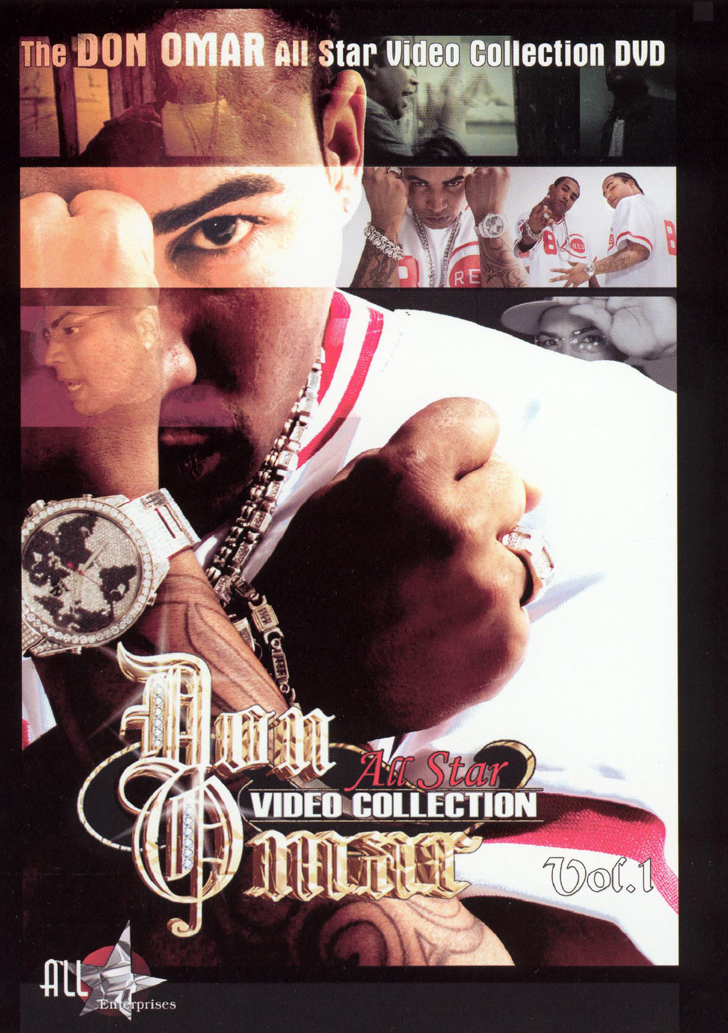 Don Omar: Don Omar Video Collection, Vol. 1