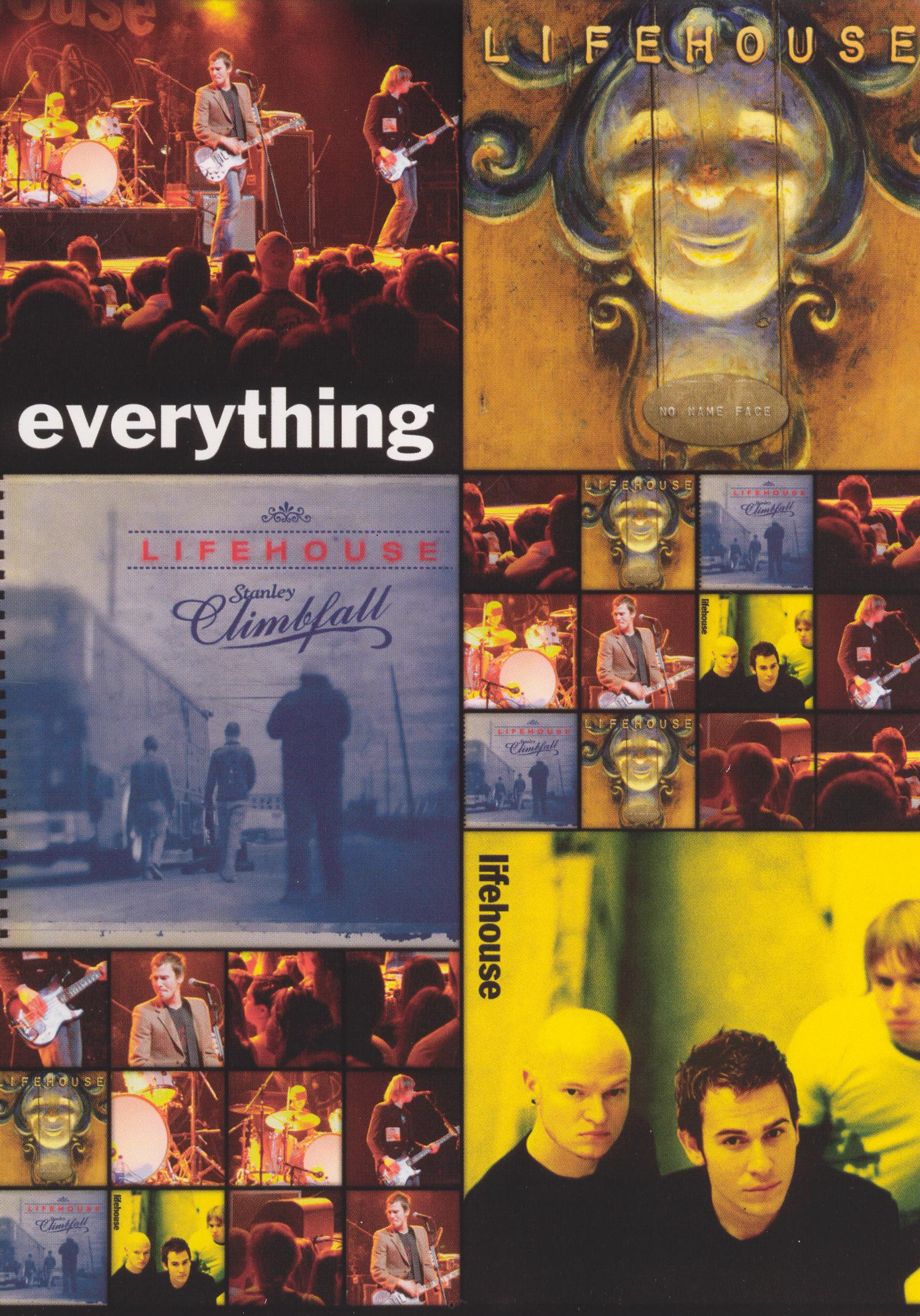 Lifehouse: Everything