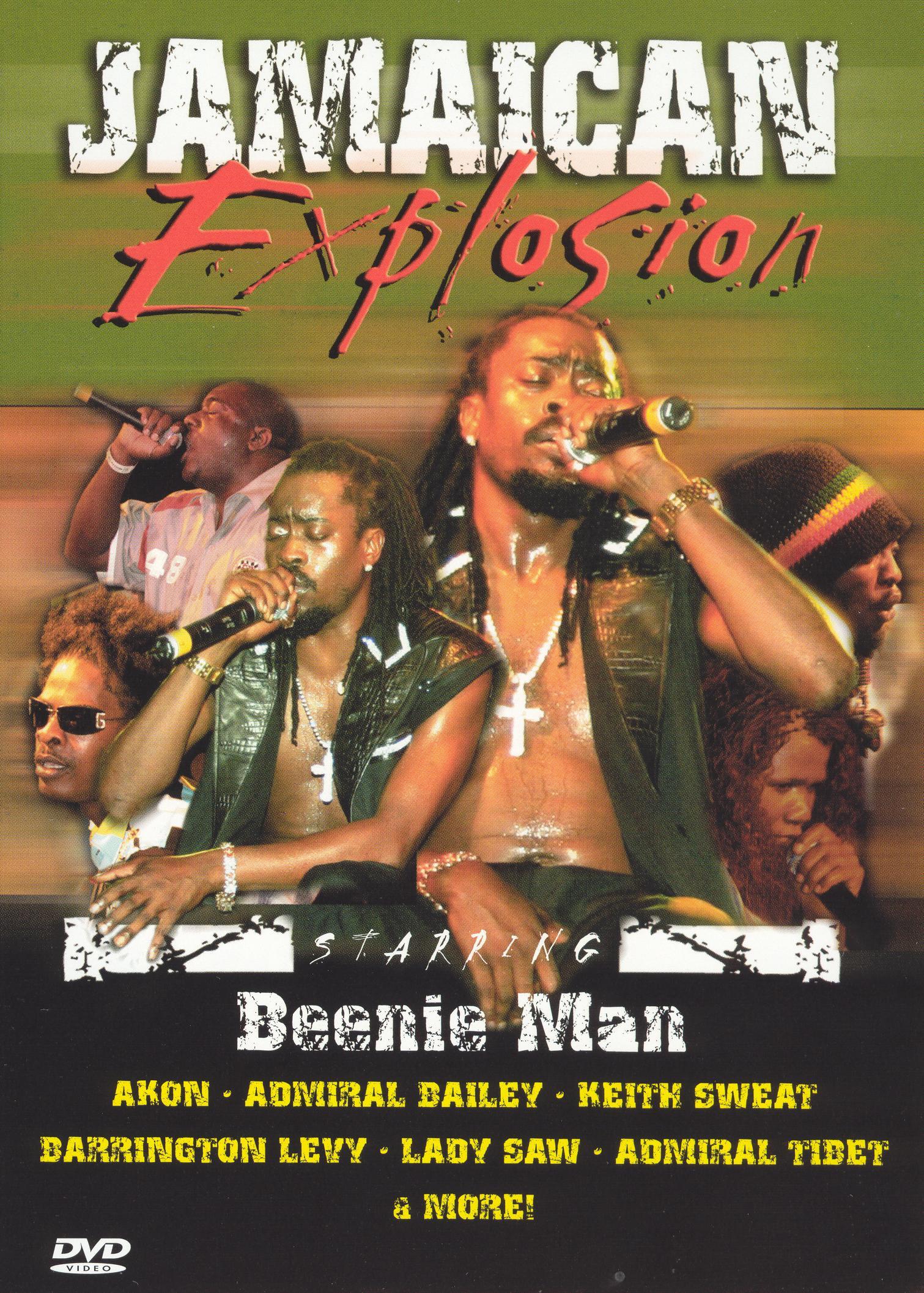 Beenie Man: Jamican Explosion