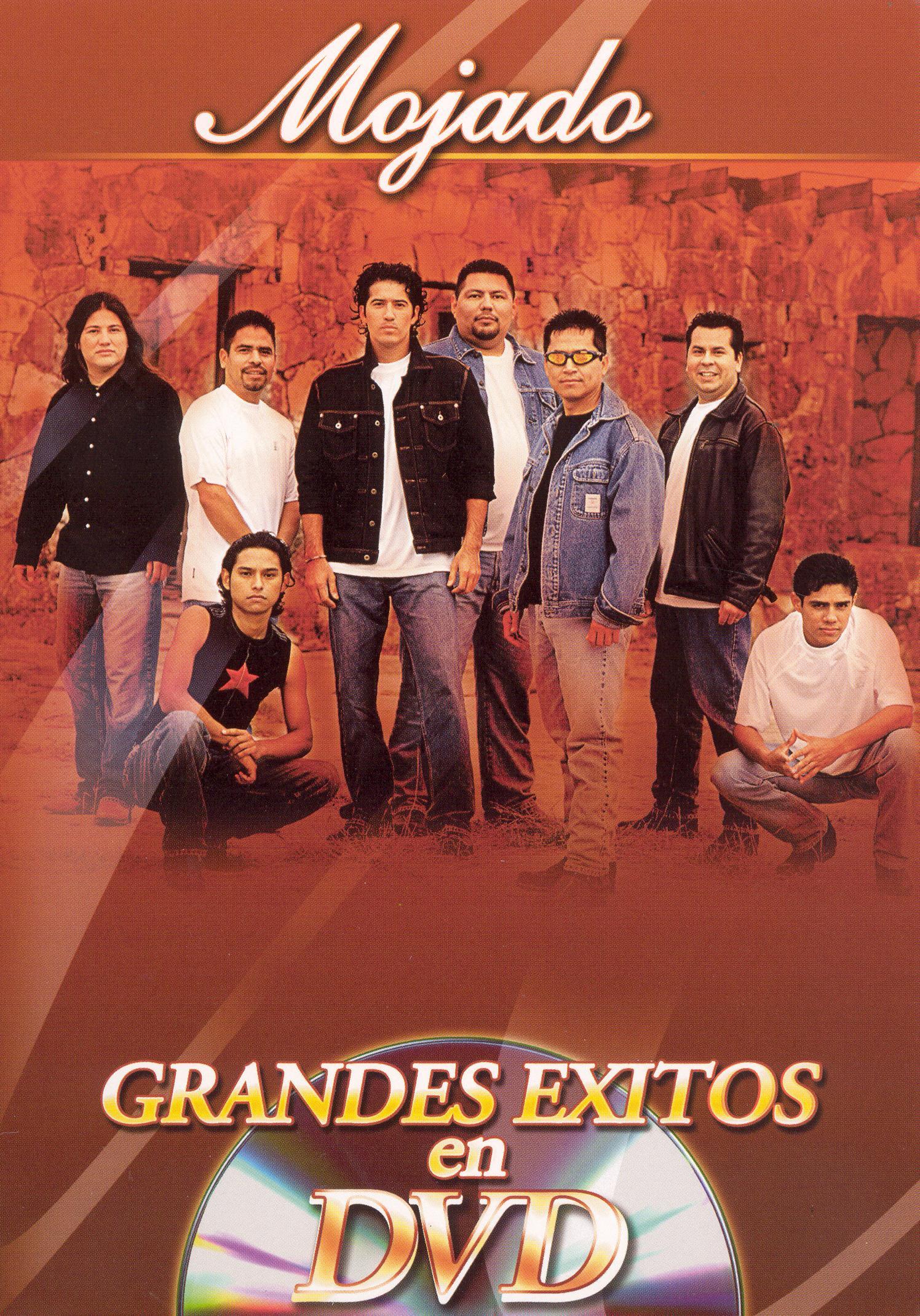 Mojado: Grandes Exitos en DVD