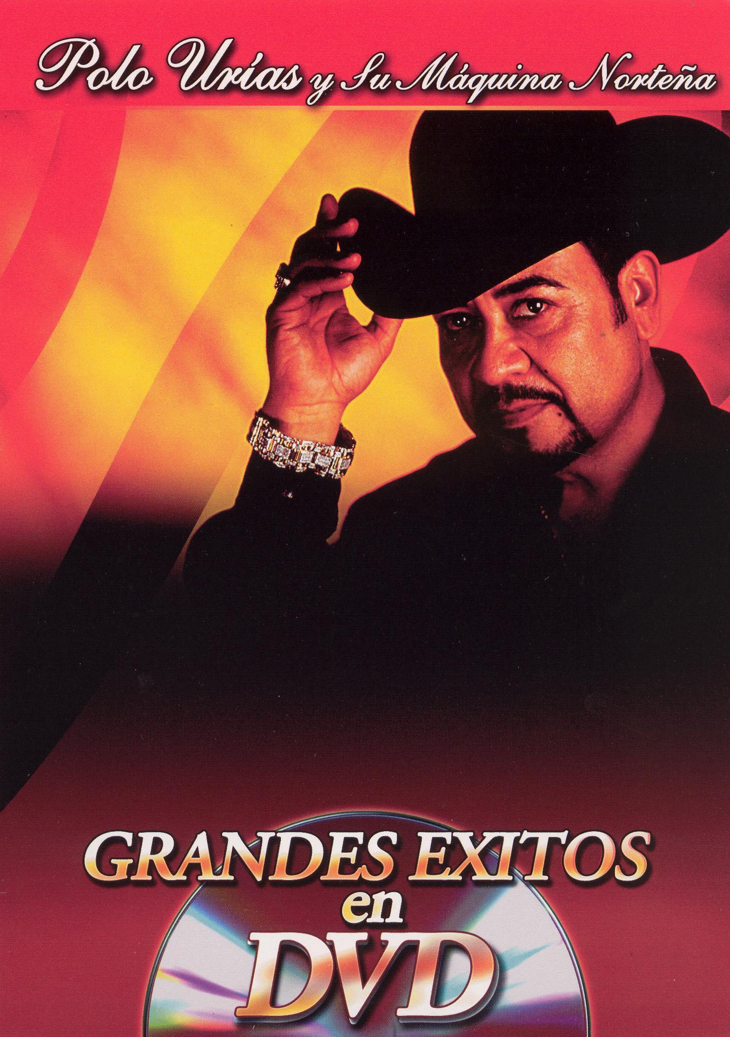 Polo Urias/Maquina Nortena: Grandes Exitos en DVD