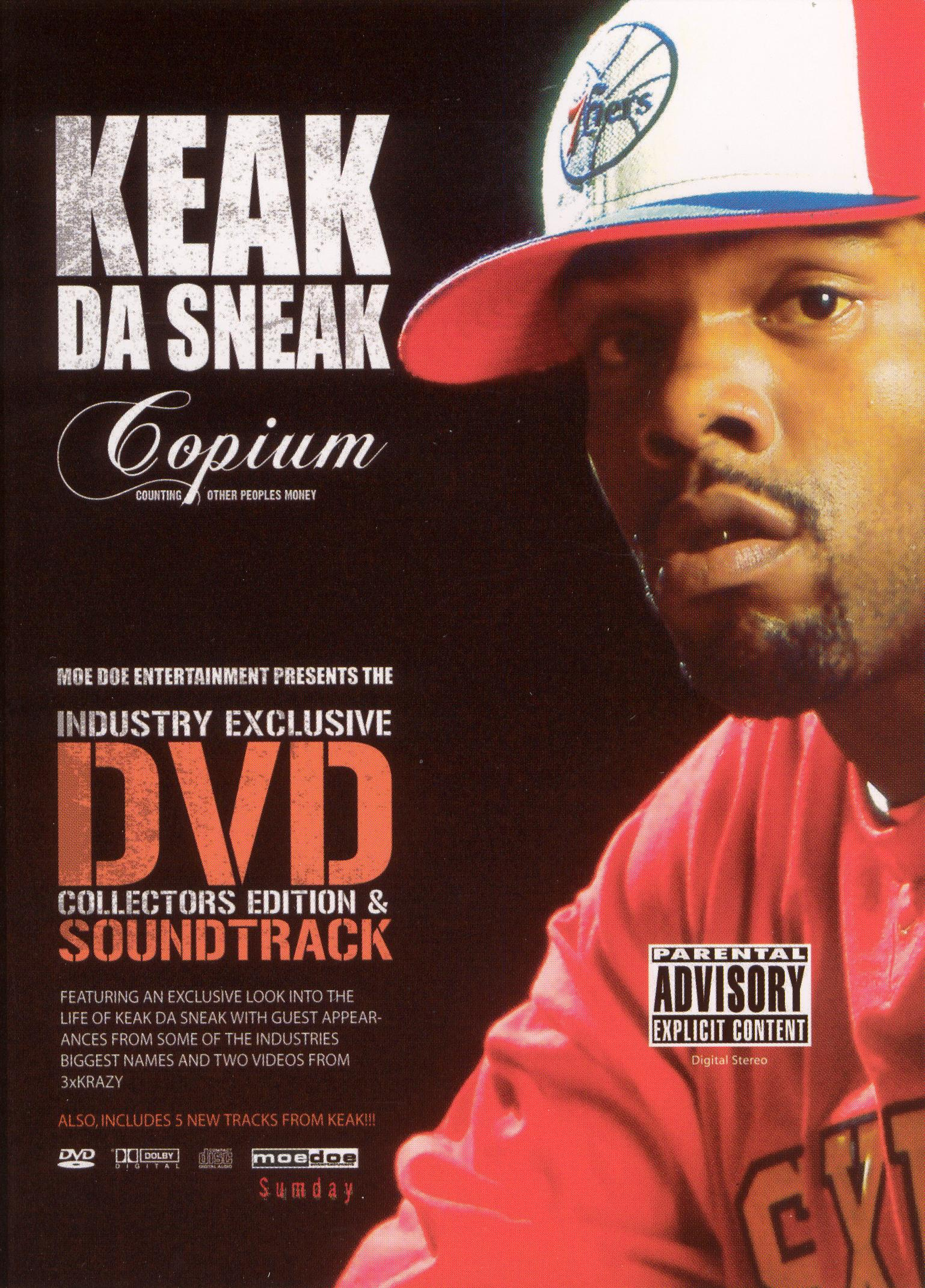 Keak da Sneak: That's My Word