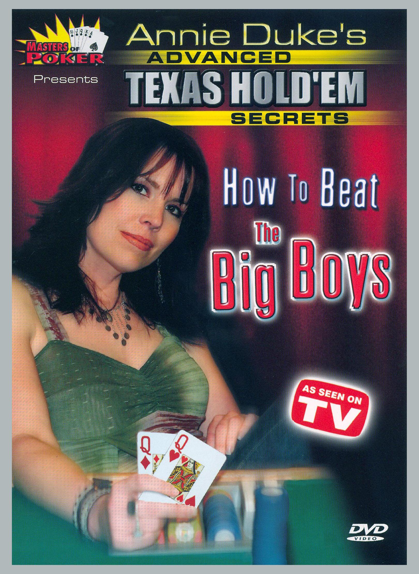 Masters of Poker: Annie Duke's Advanced Texas Hold-em