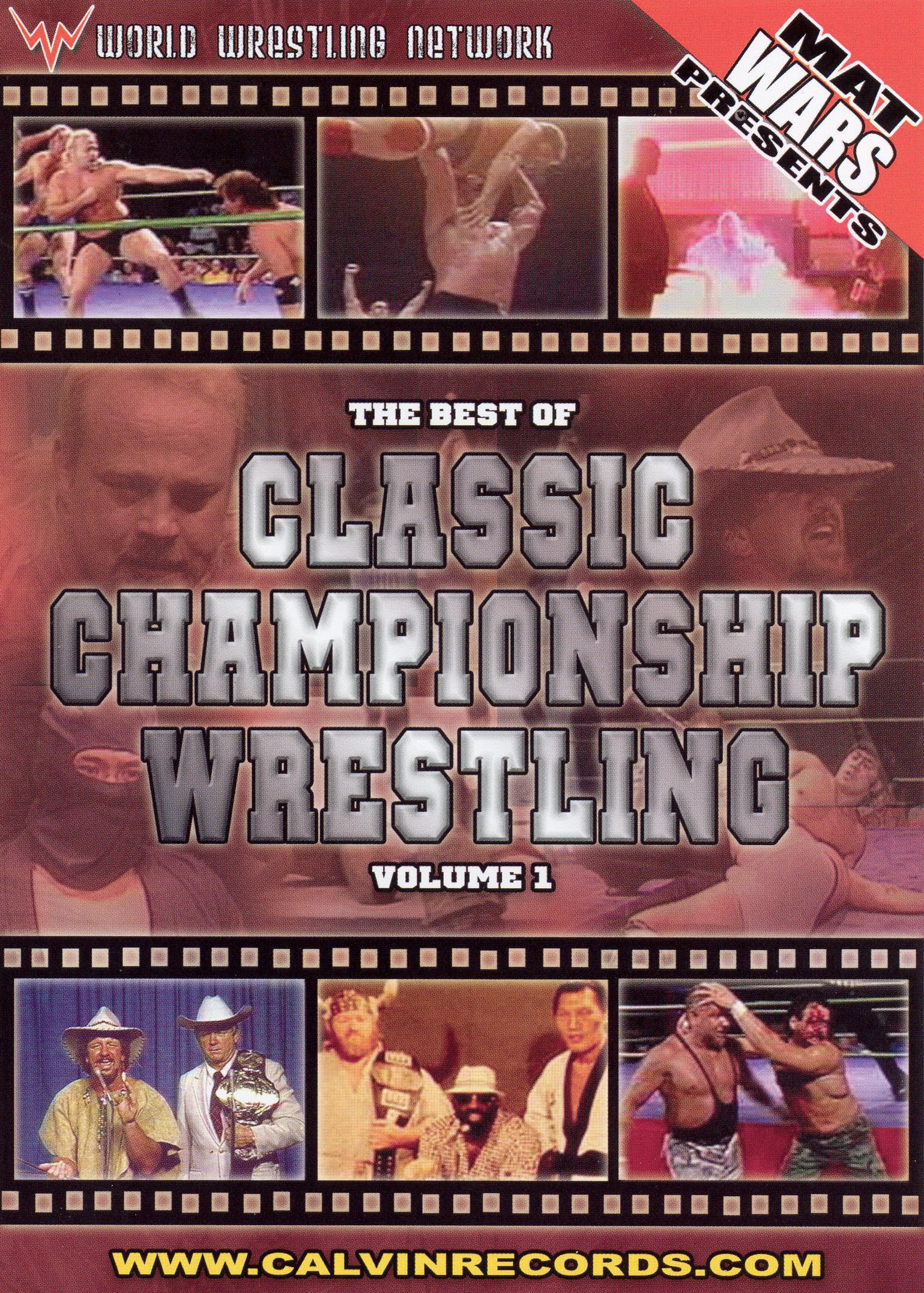 Mat Wars Presents: Best of Classic Championship Wrestling