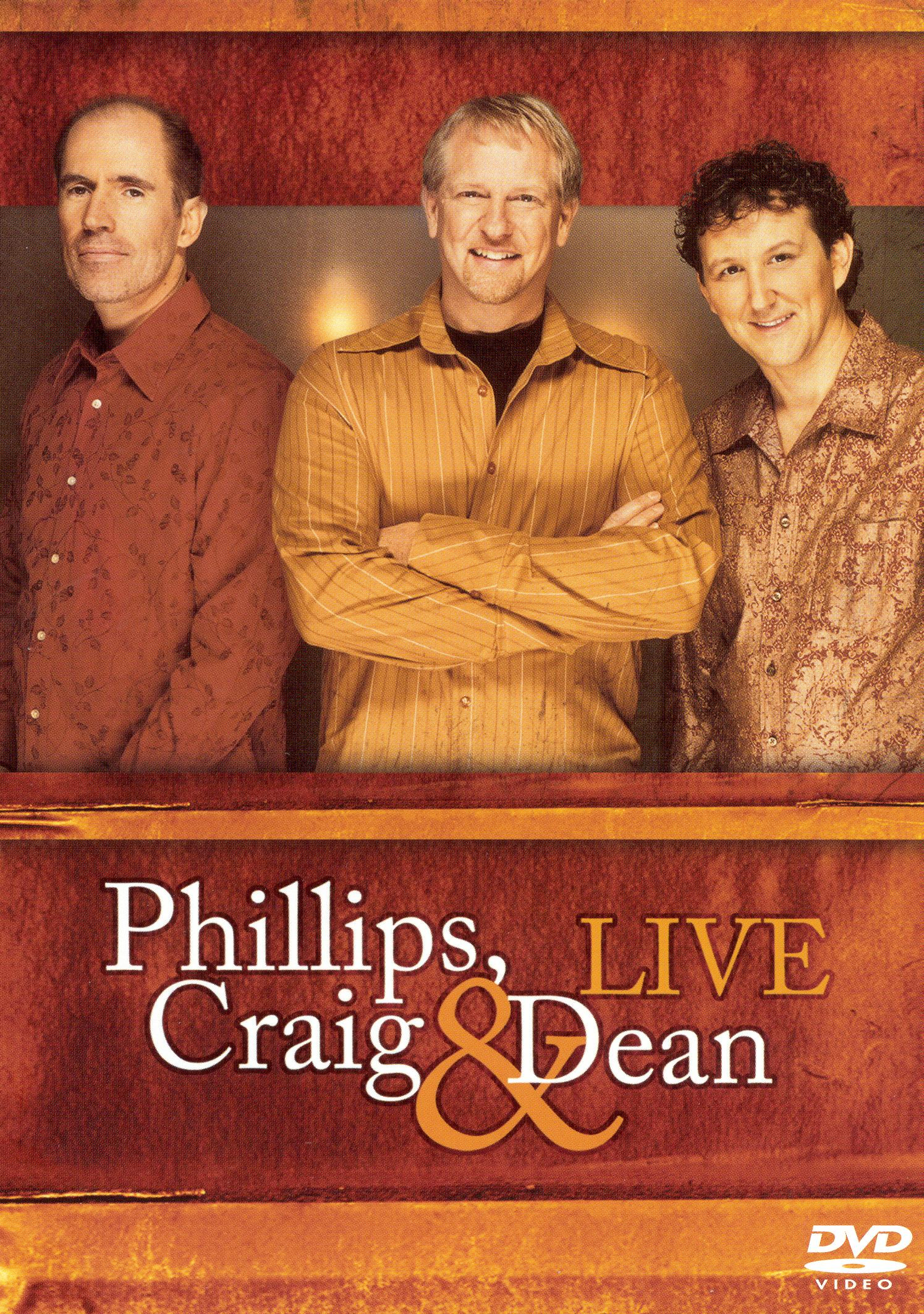 Phillips, Craig and Dean: Live
