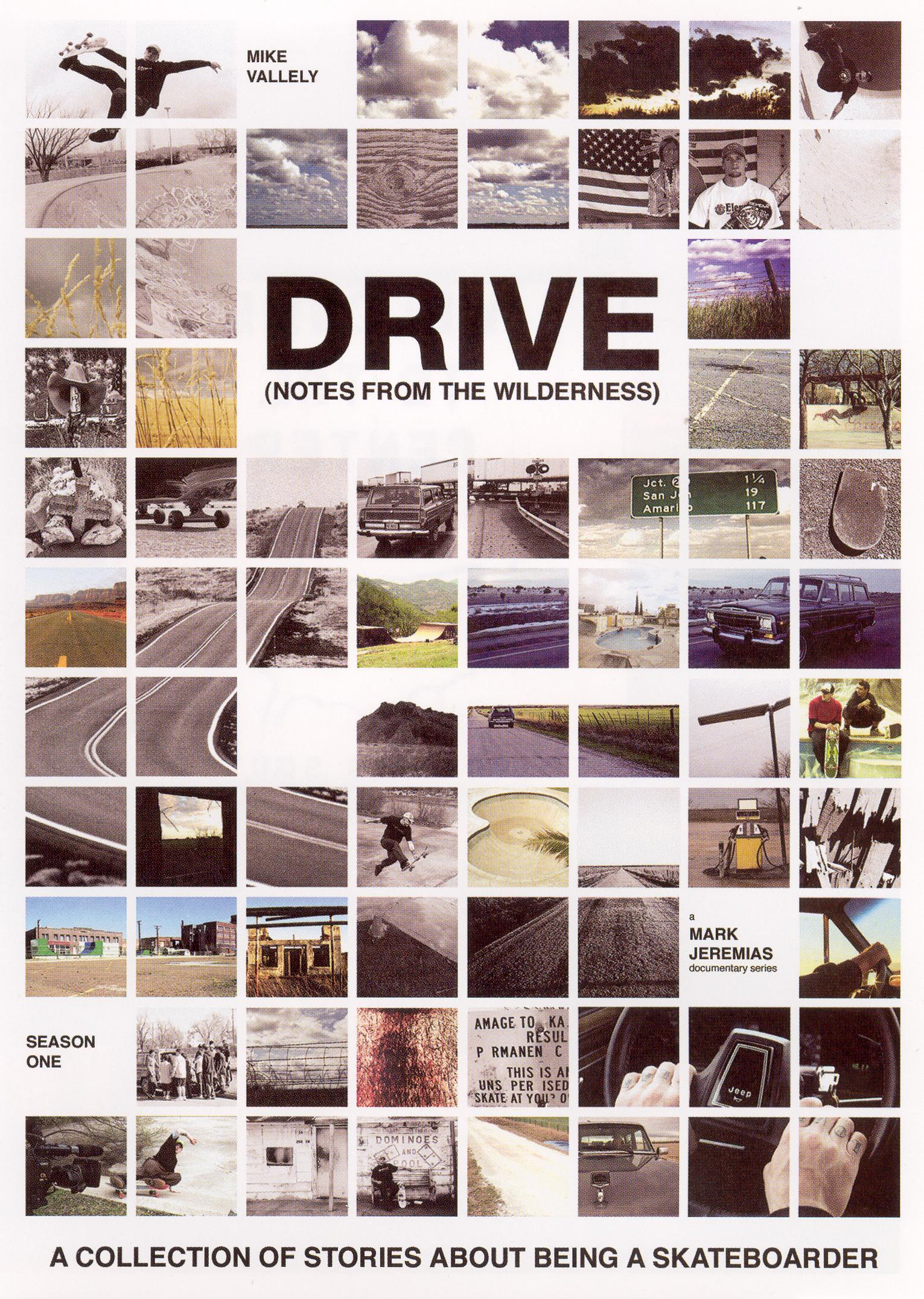 Drive: Notes From The Wilderness