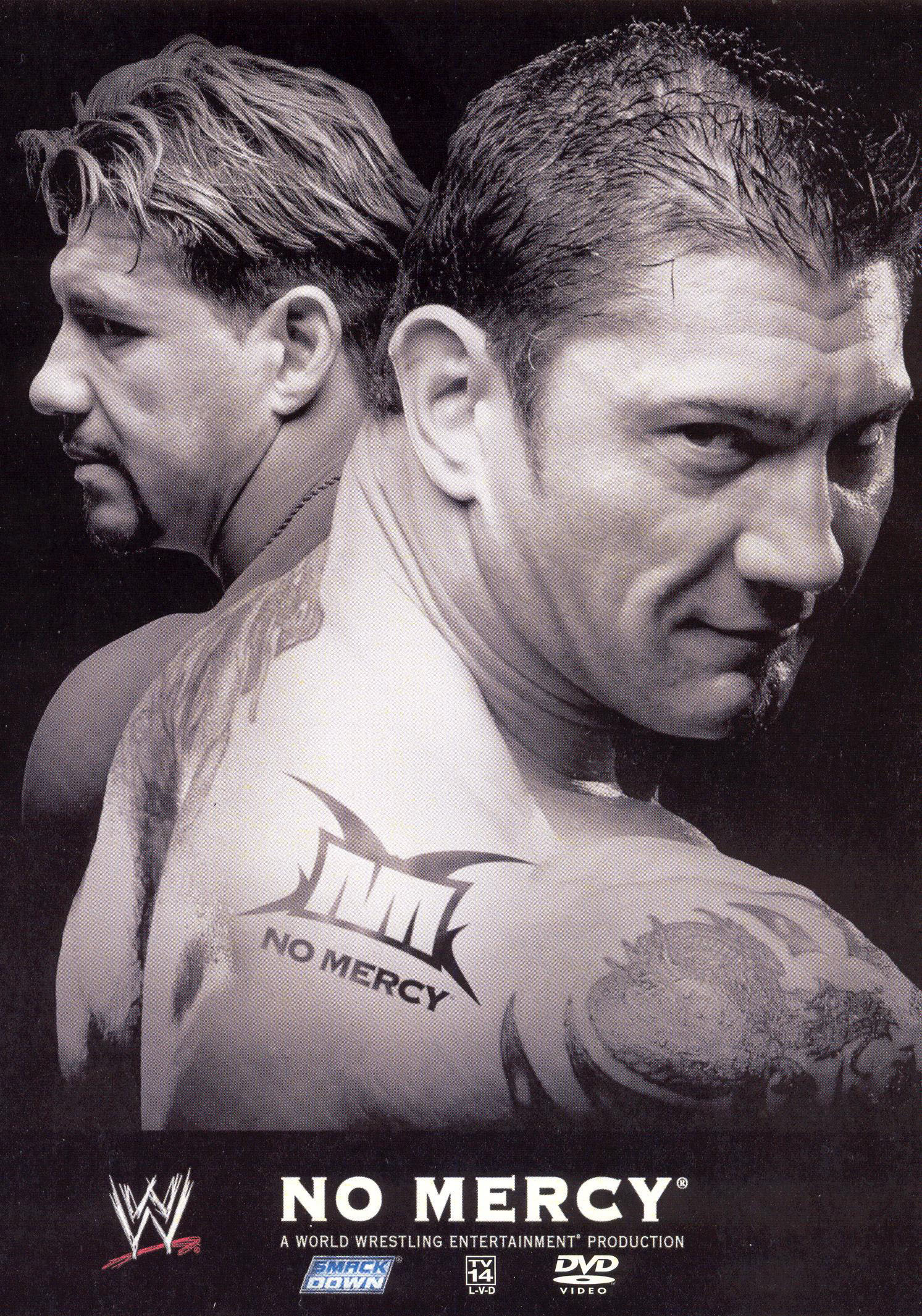 WWE: No Mercy 2005
