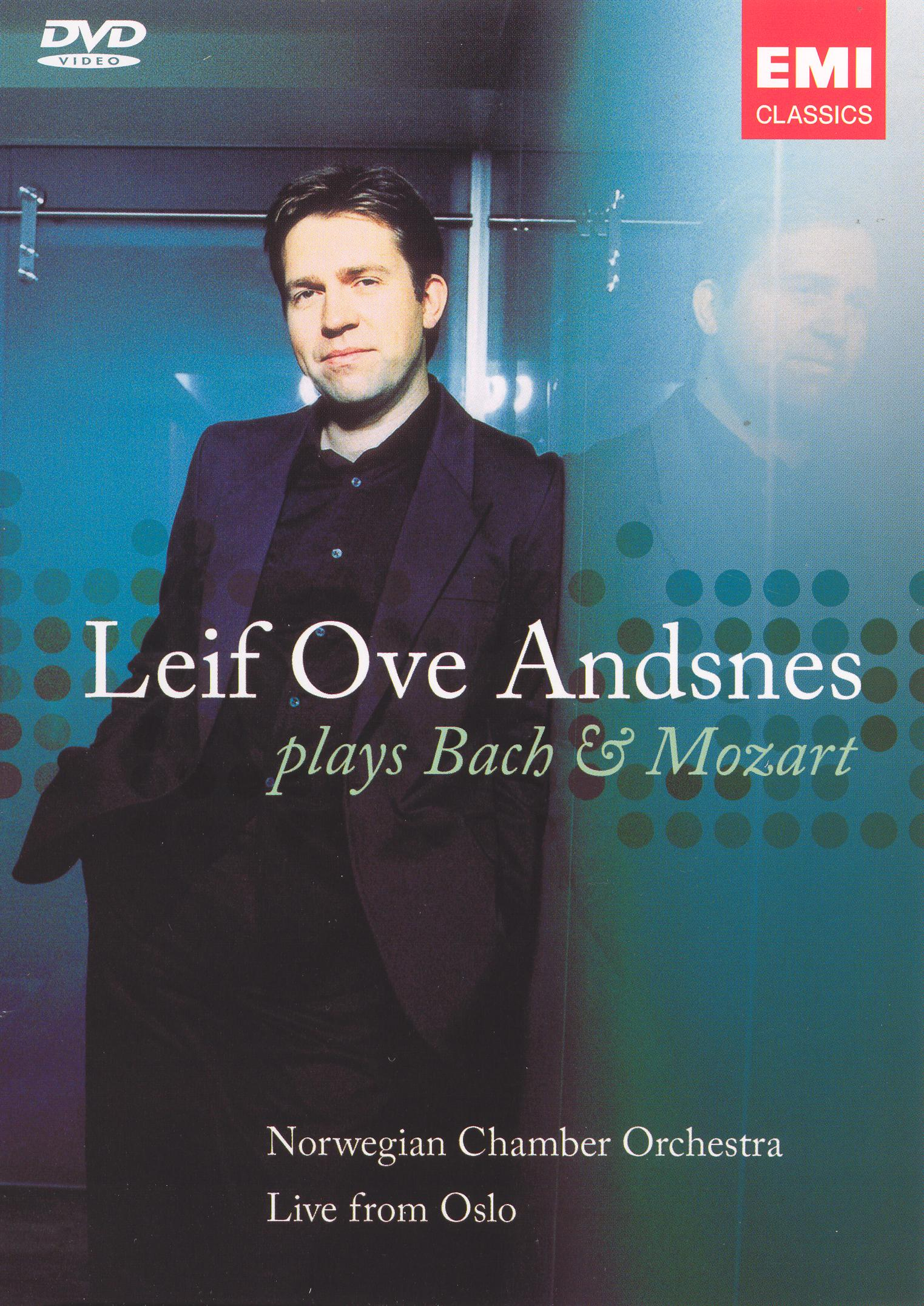 Leif Ove Andsnes: Plays Bach & Mozart