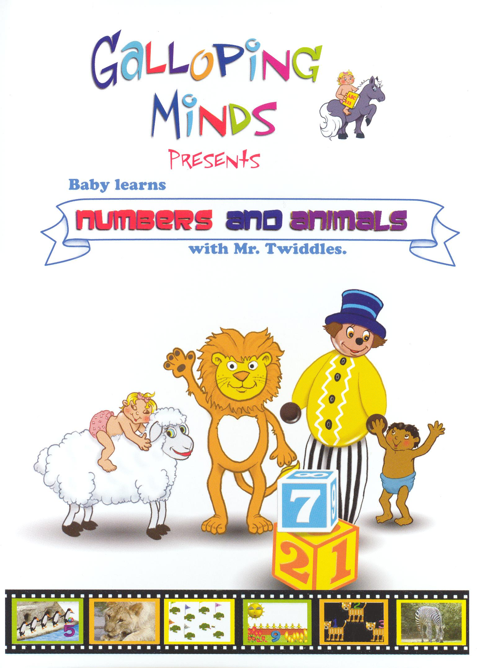 Galloping Minds: Numbers and Animals With Mr. Twid