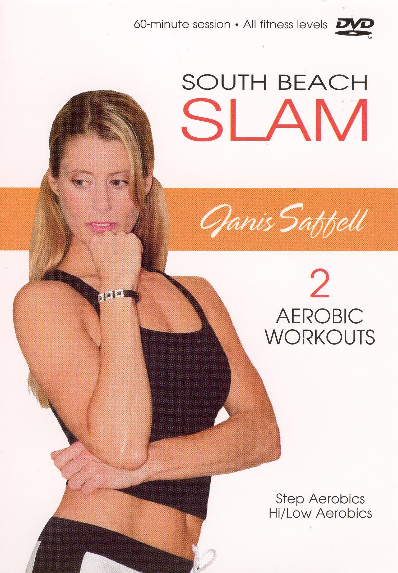 Janis Saffell: South Beach Slam