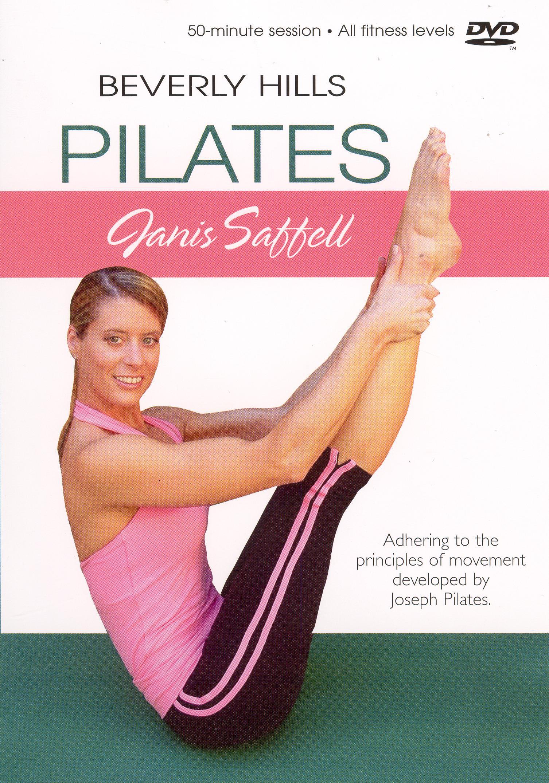 Janis Saffell: Beverly Hills Pilates