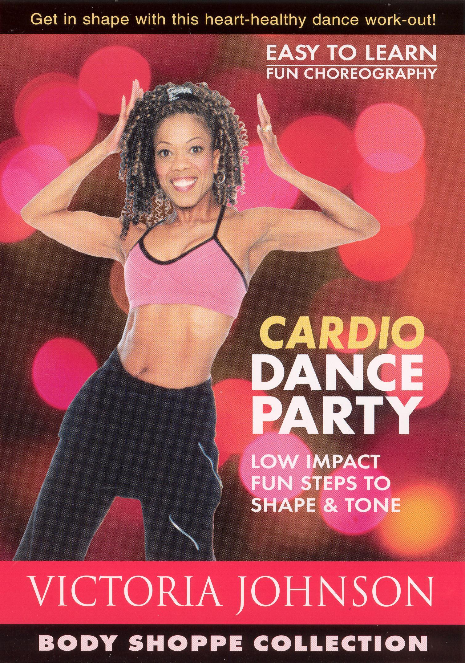Victoria Johnson: Cardio Dance Party