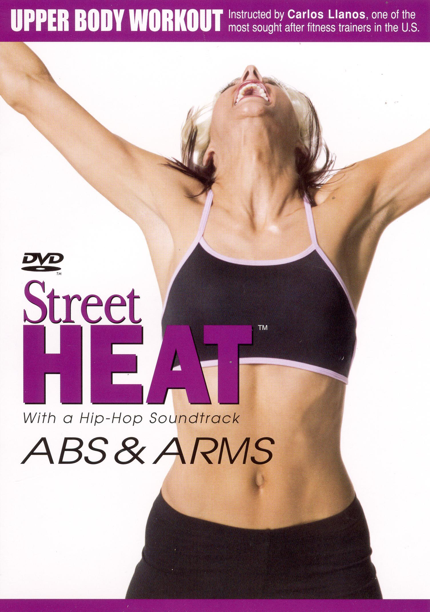 Street Heat: Abs & Arms Upper Body Workout
