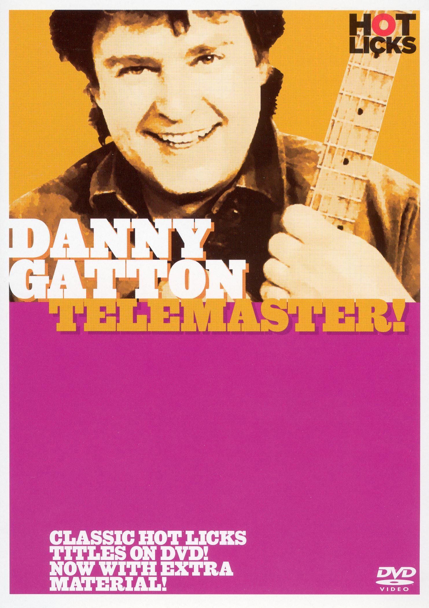 Danny Gatton: Telemaster (1990)