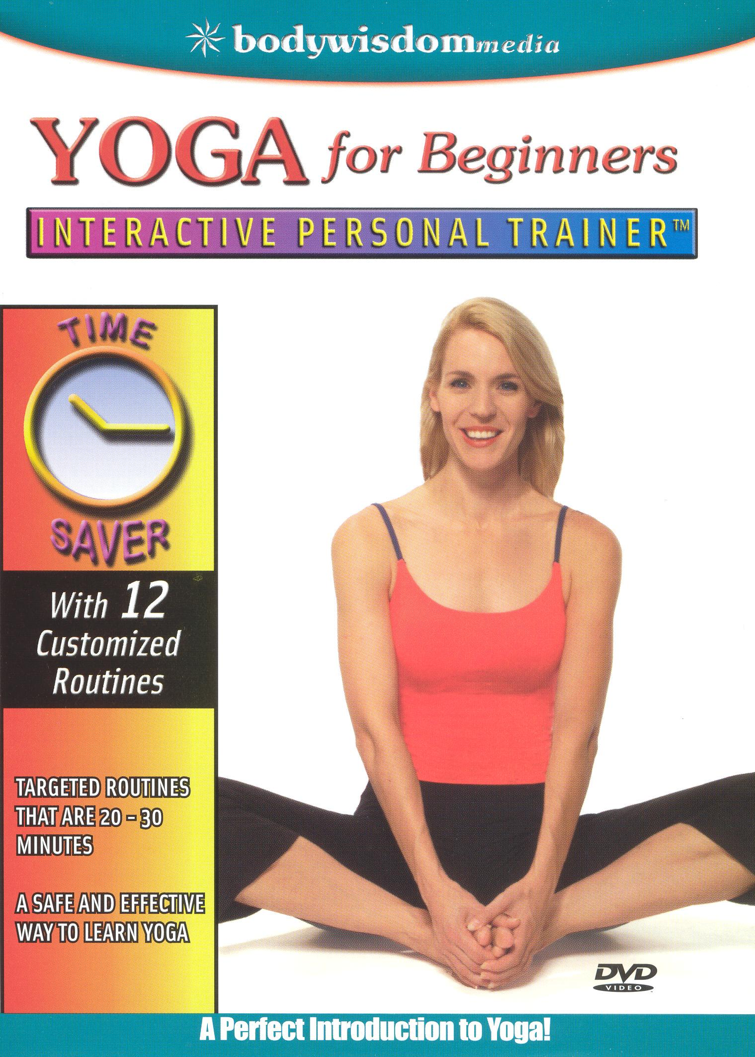 Interactive Personal Trainer: Yoga for Beginners