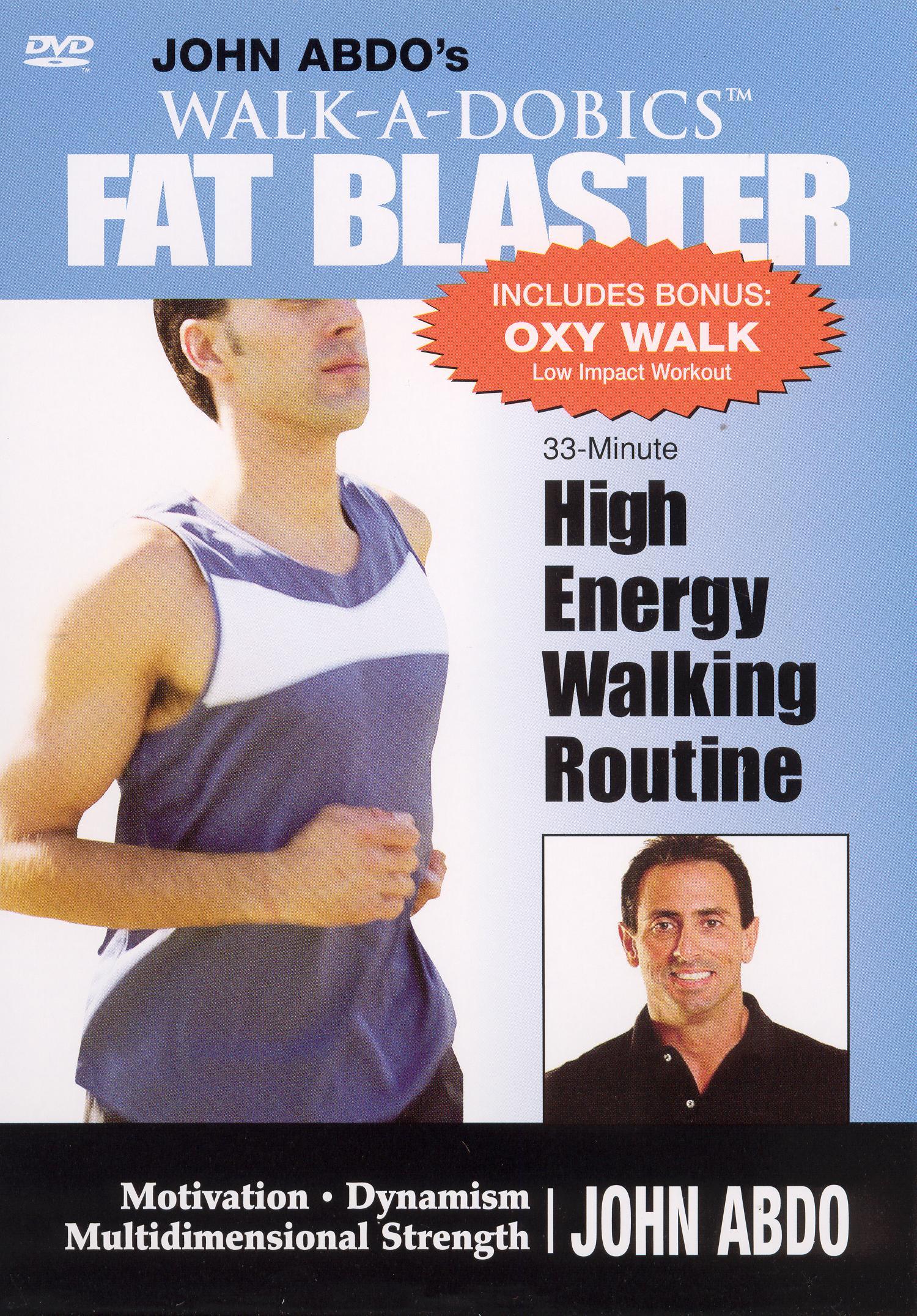 John Abdo's Walk-A-Dobics: Fat Blaster