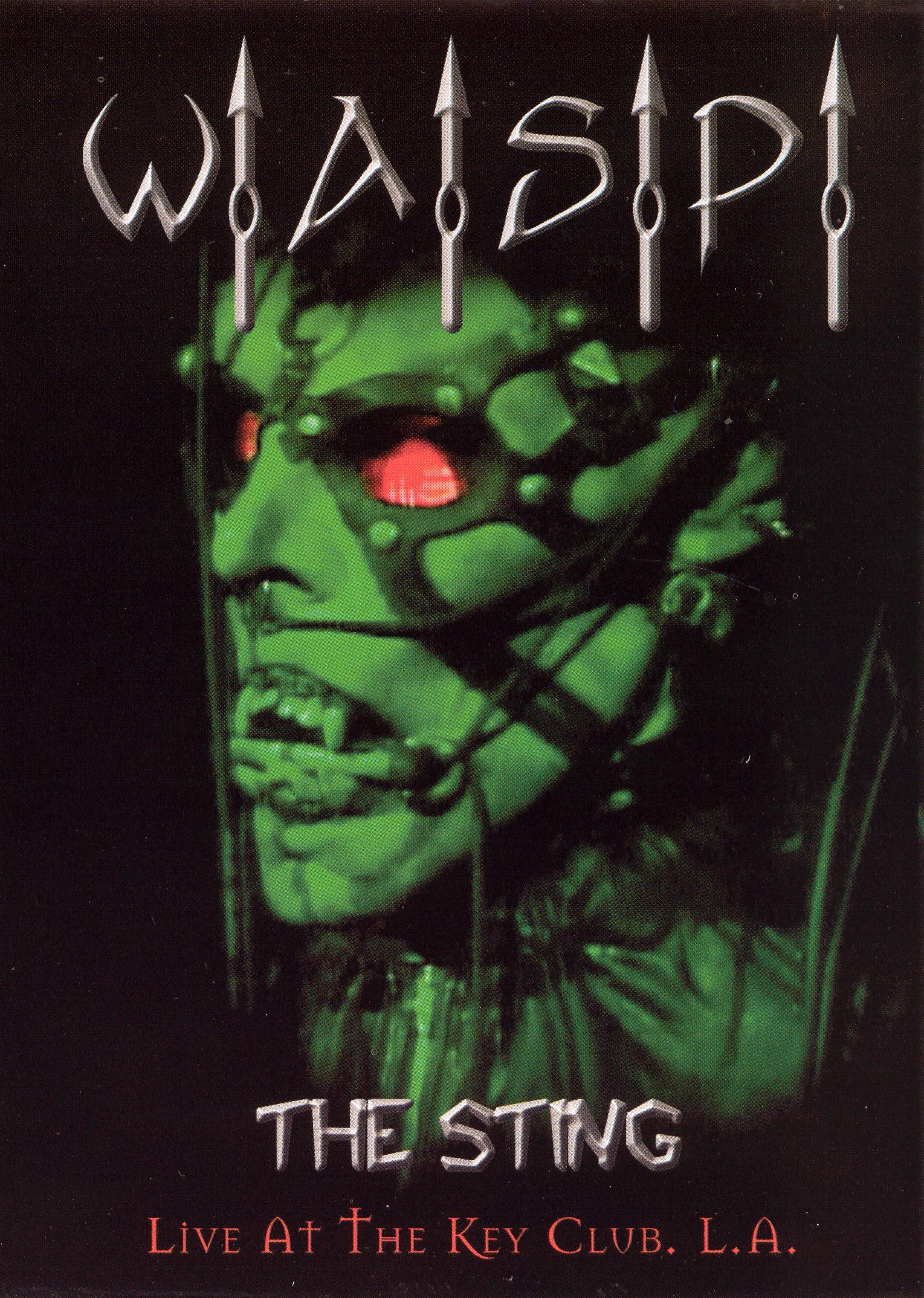 W.A.S.P.: The Sting - Live at the Key Club - L.A.