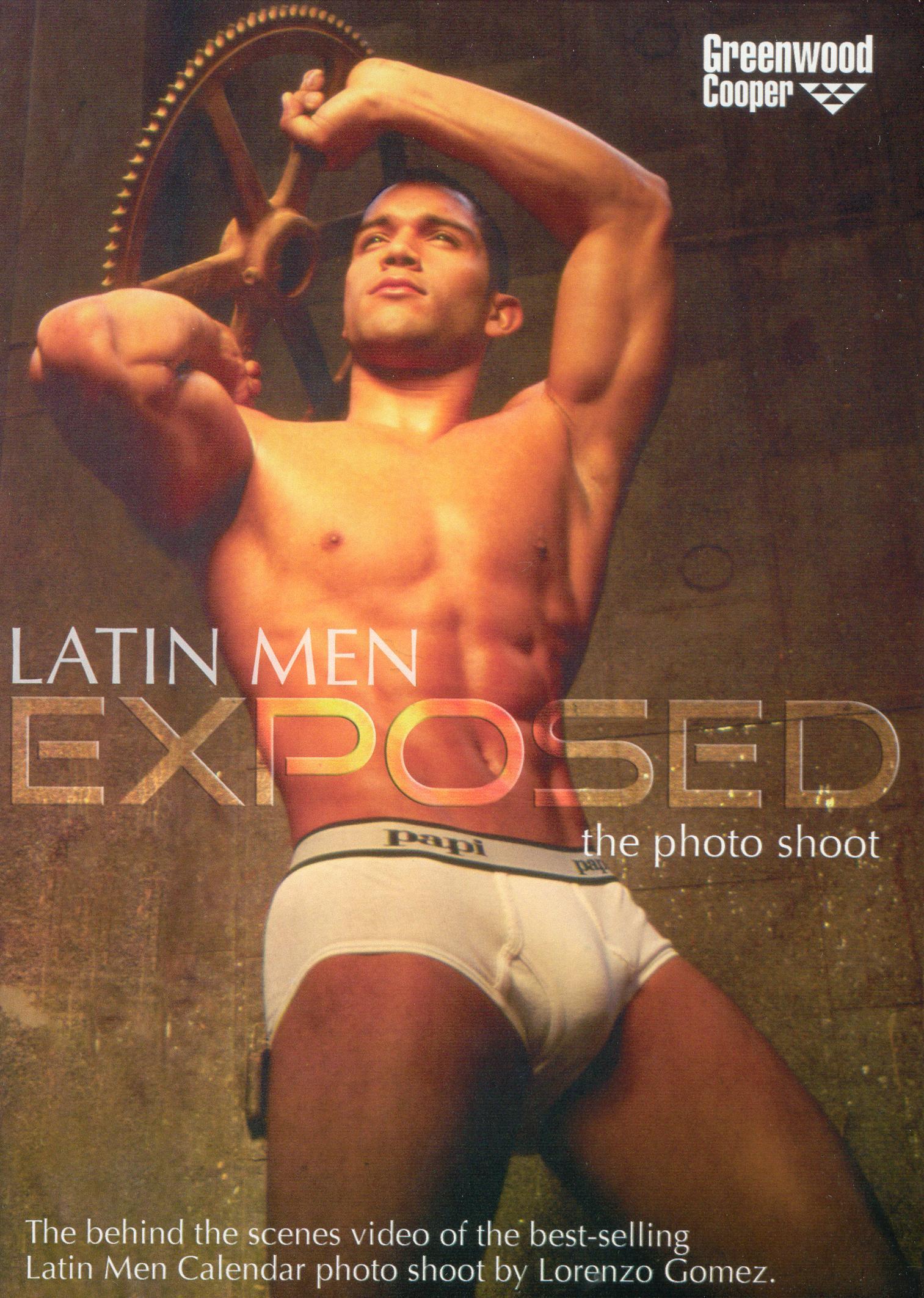 Latin Men Exposed