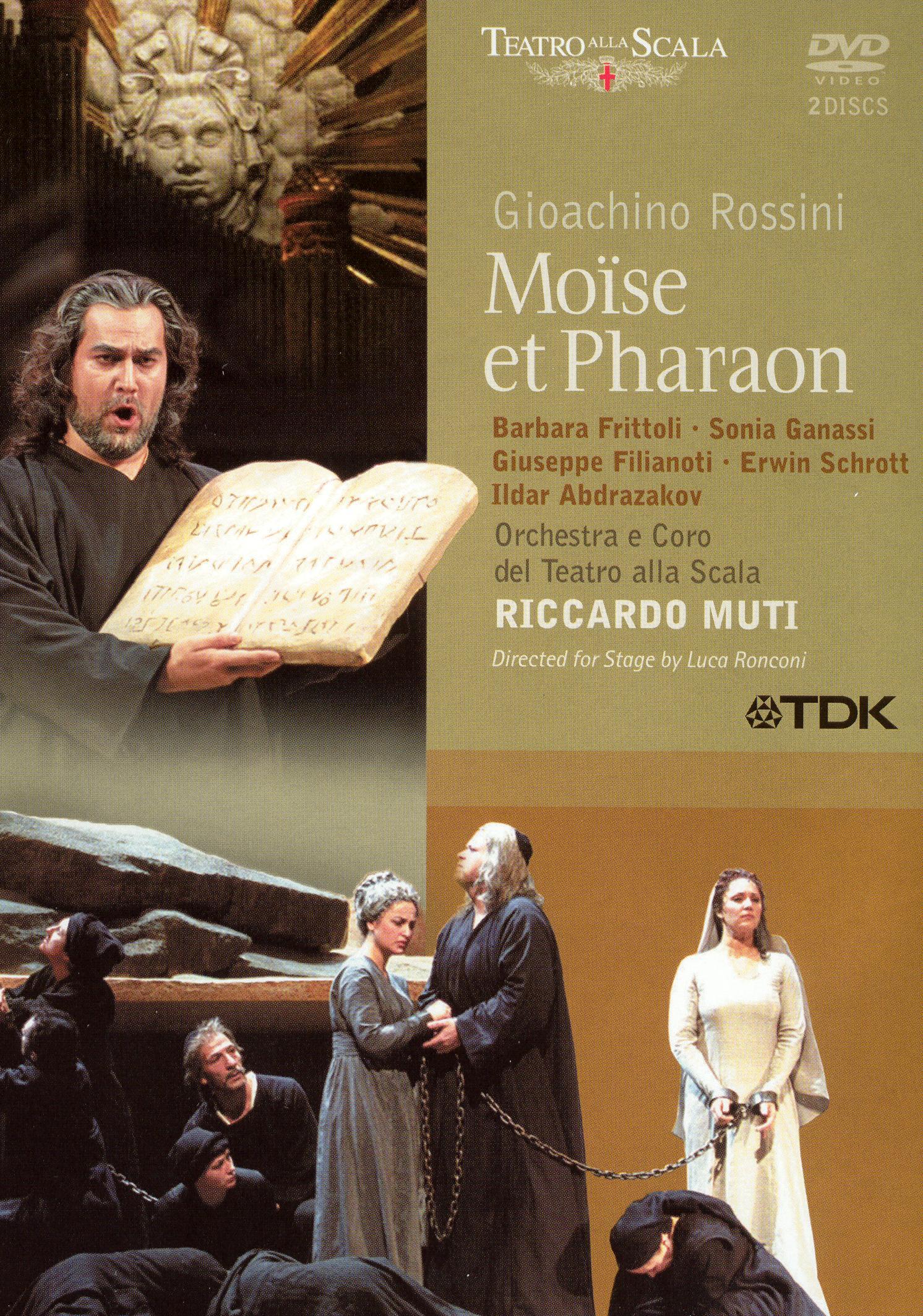 Moïse et Pharaon (Teatro alla Scala)
