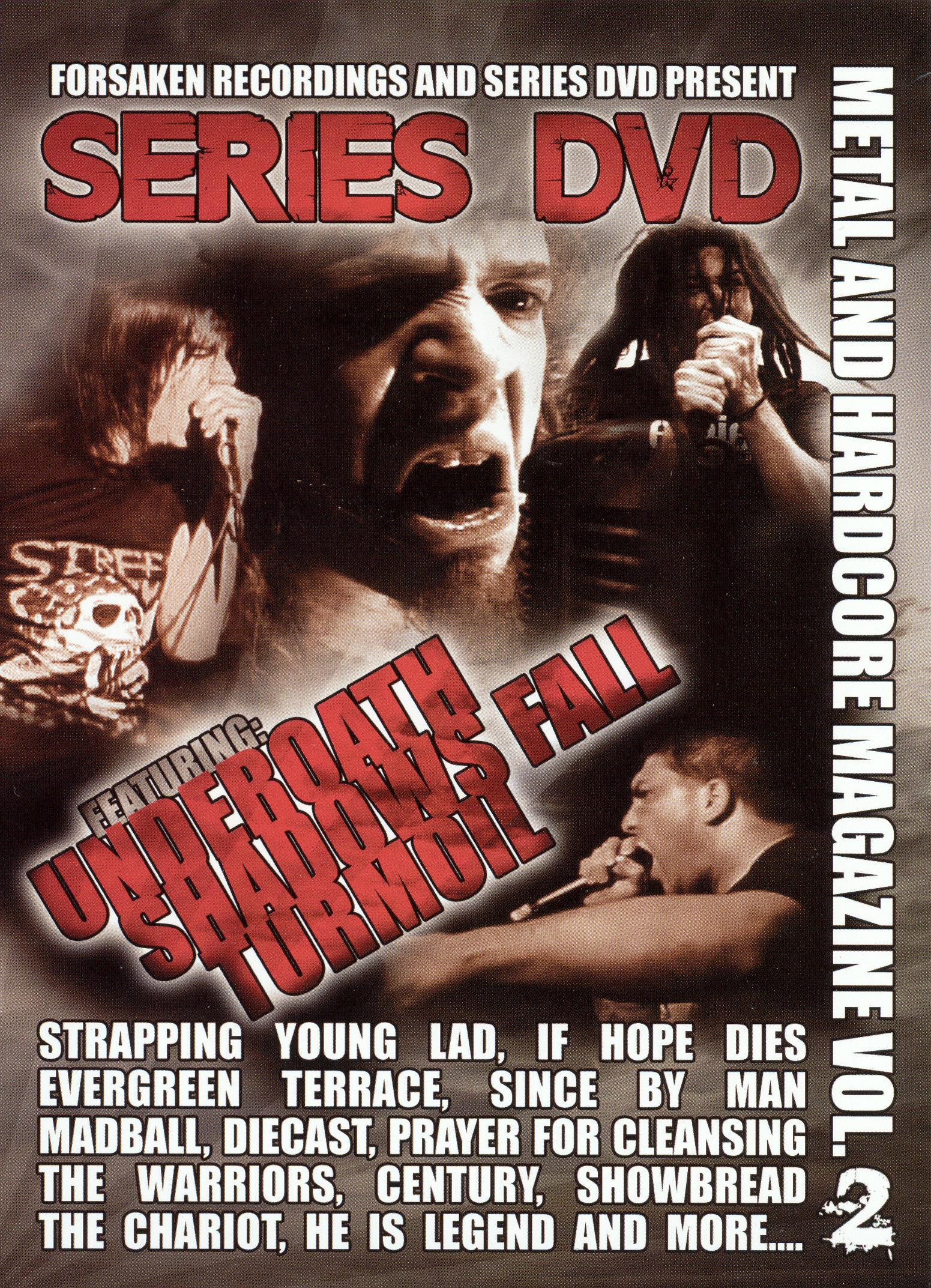 Series DVD: Metal and Hardcore, Vol. 2