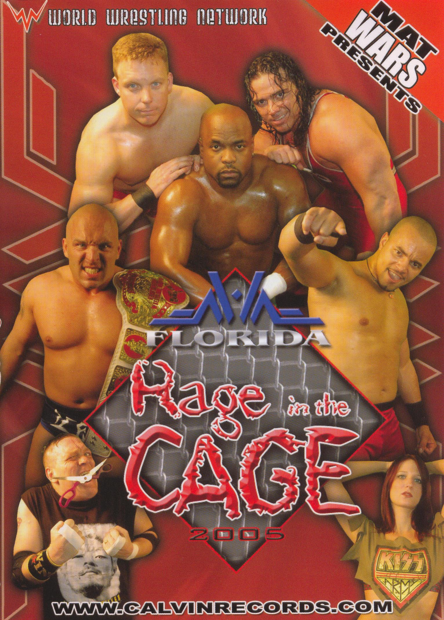 Mat Wars: Florida Rage in the Cage
