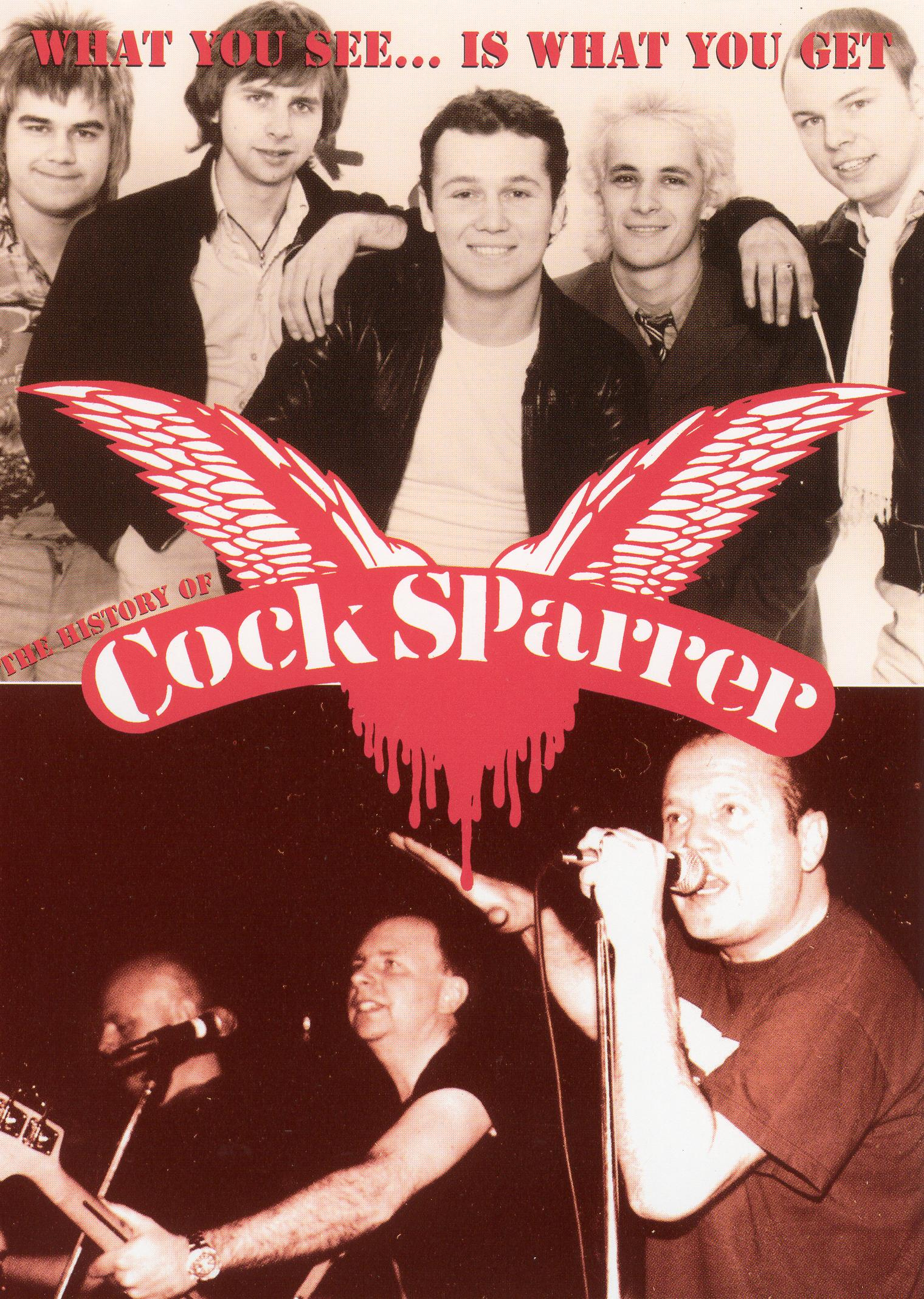 Cock Sparrer: What You See Is What You Get