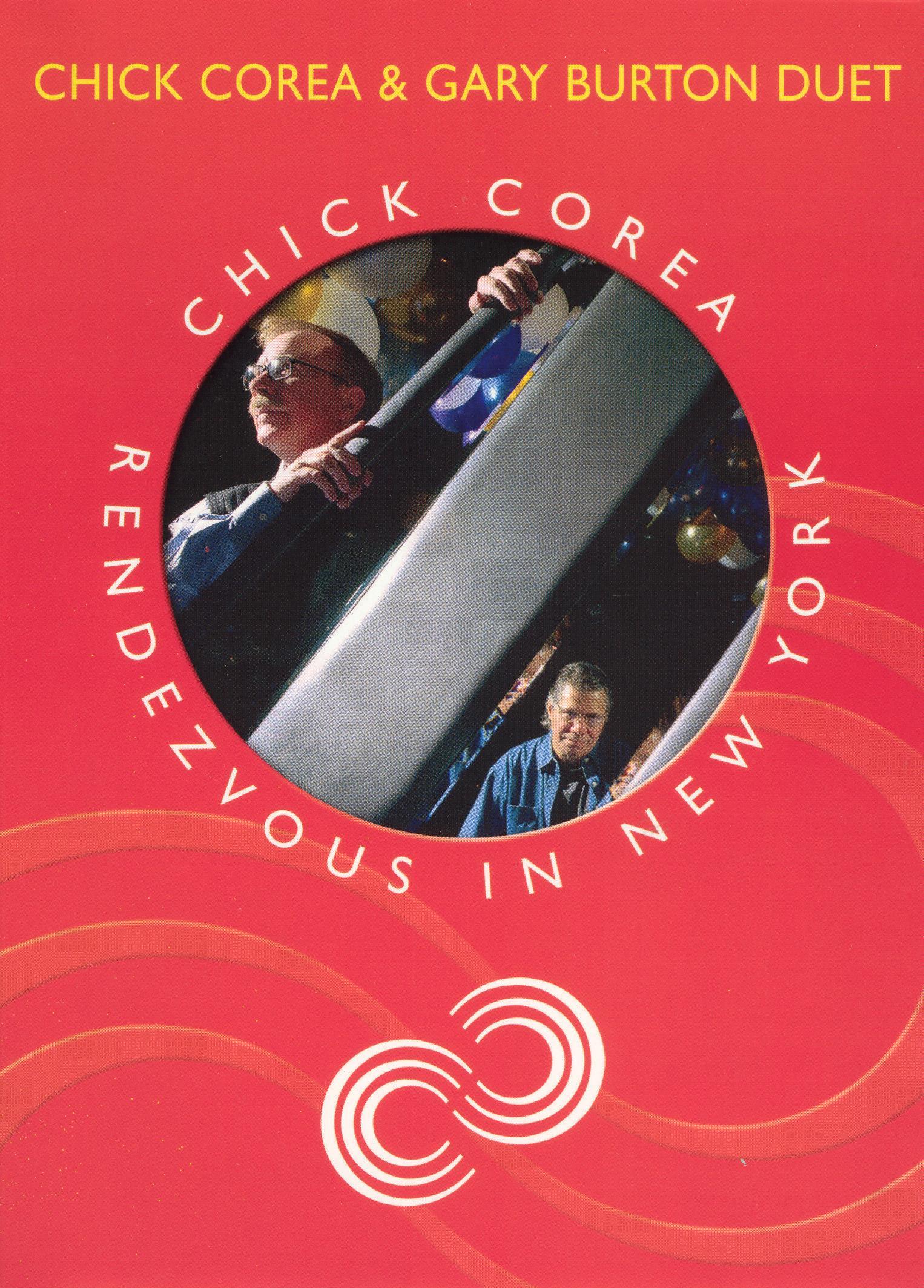 Chick Corea: Rendezvous in New York - Chick Corea & Gary Burton Duet