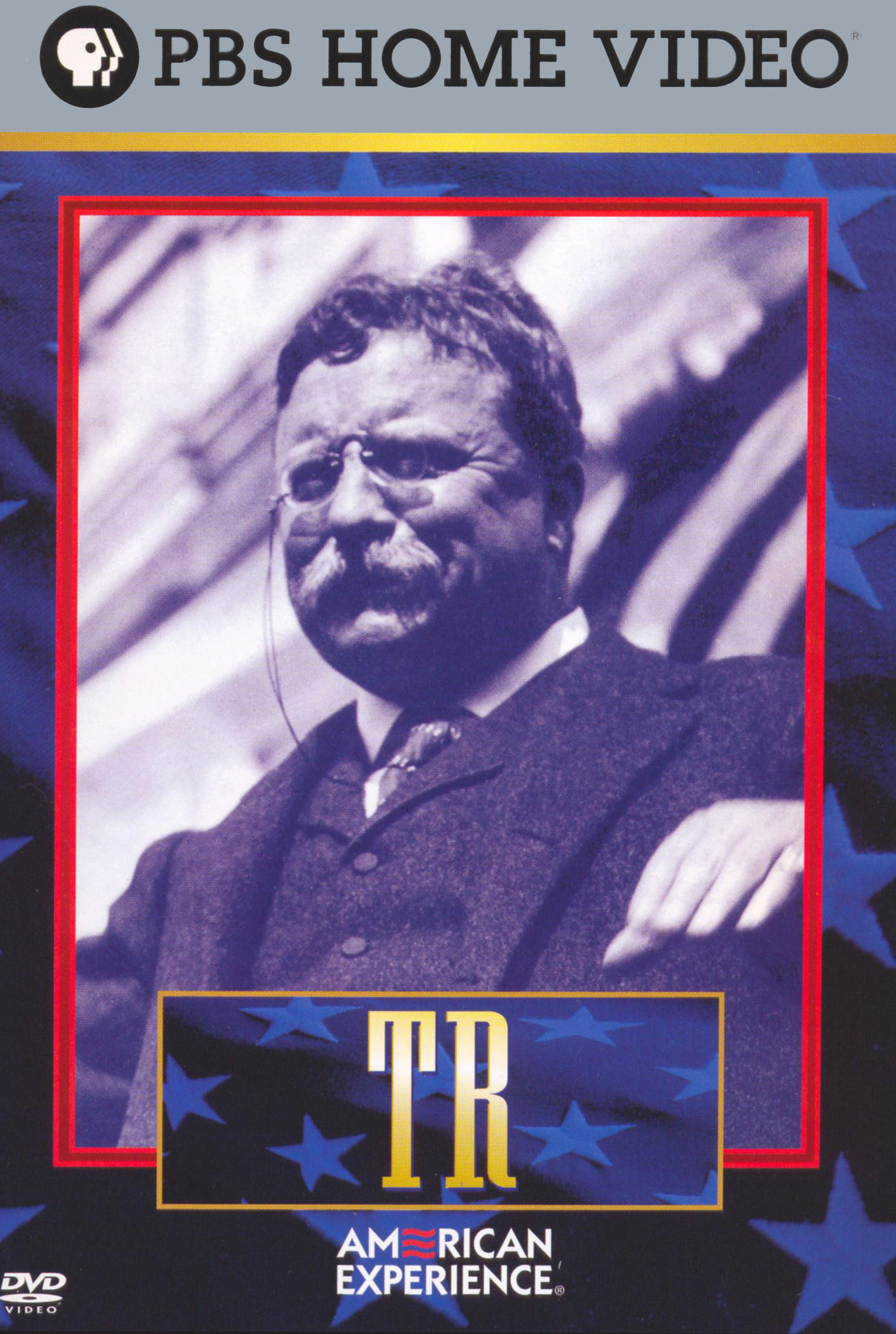 TR: The Story of Theodore Roosevelt