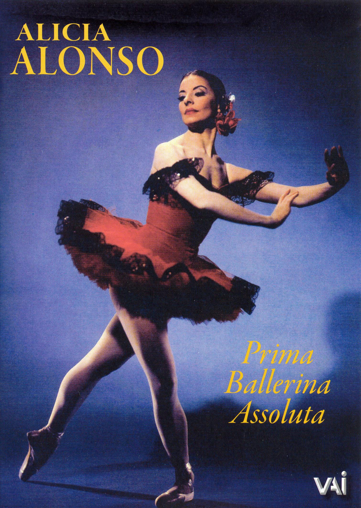 Alicia Alonso: Prima Ballerina Assoluta