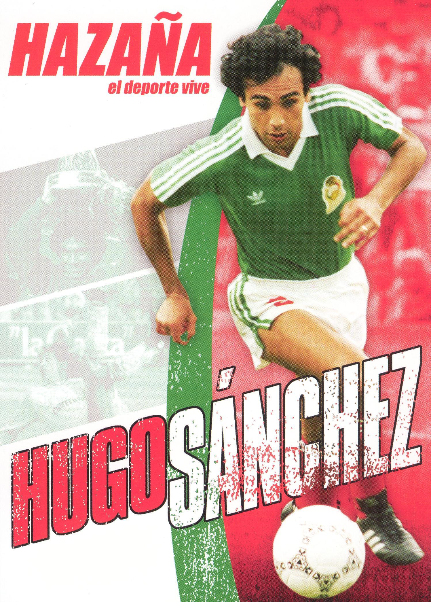 Hugo Sanchez Rey de Espana