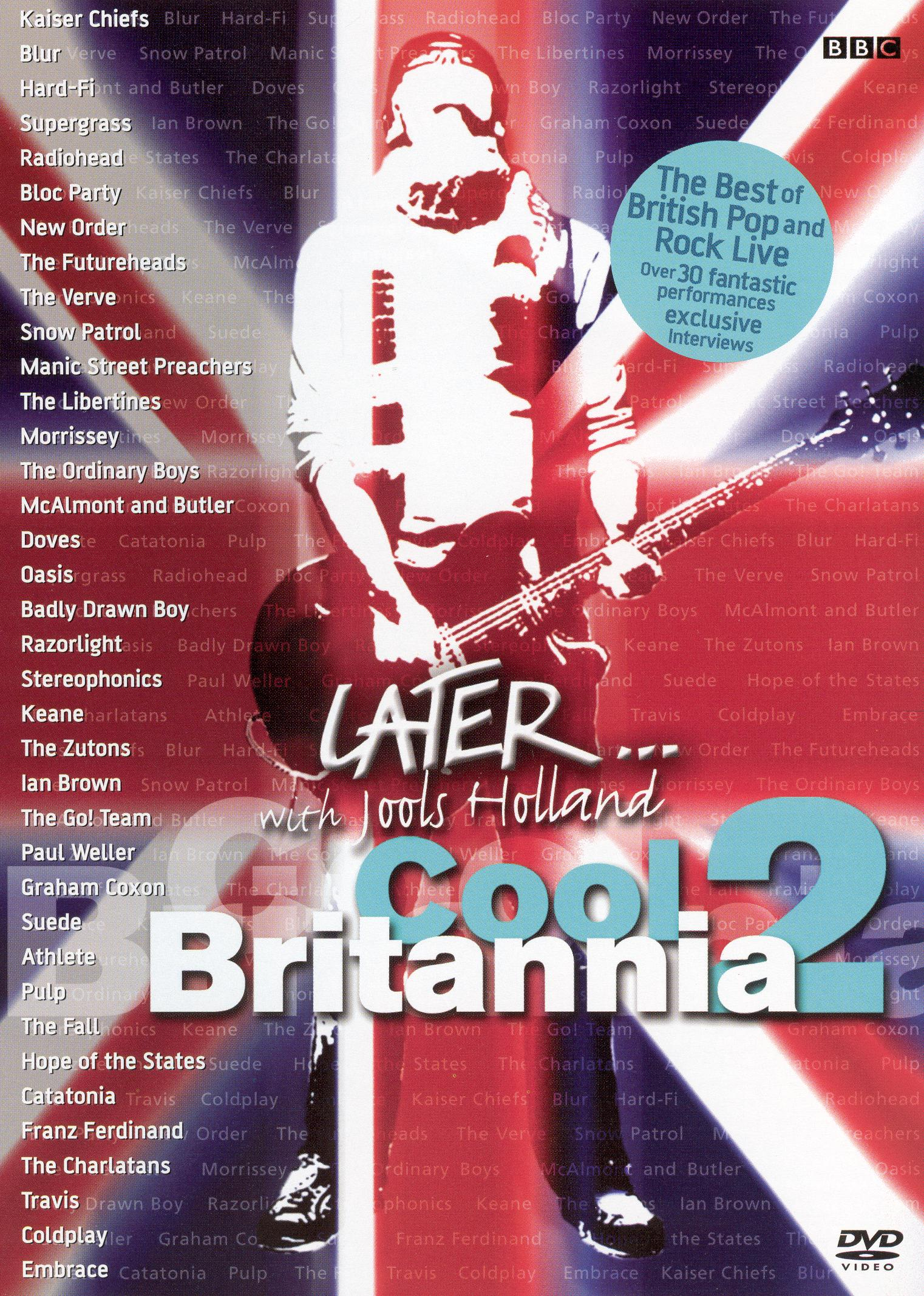 Later... With Jools Holland: Later Cool Britannia 2