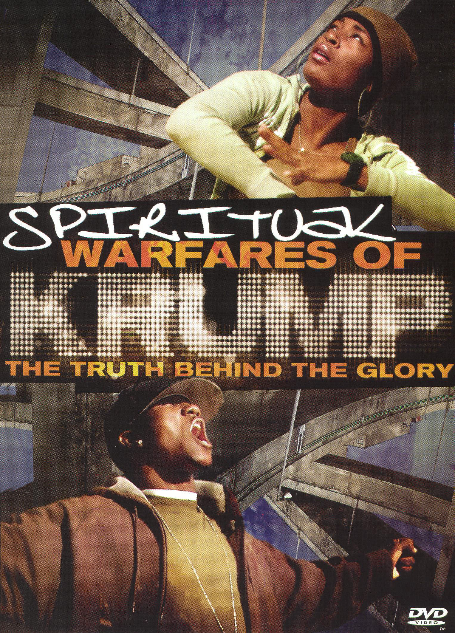 Spiritual Warfares of Krump