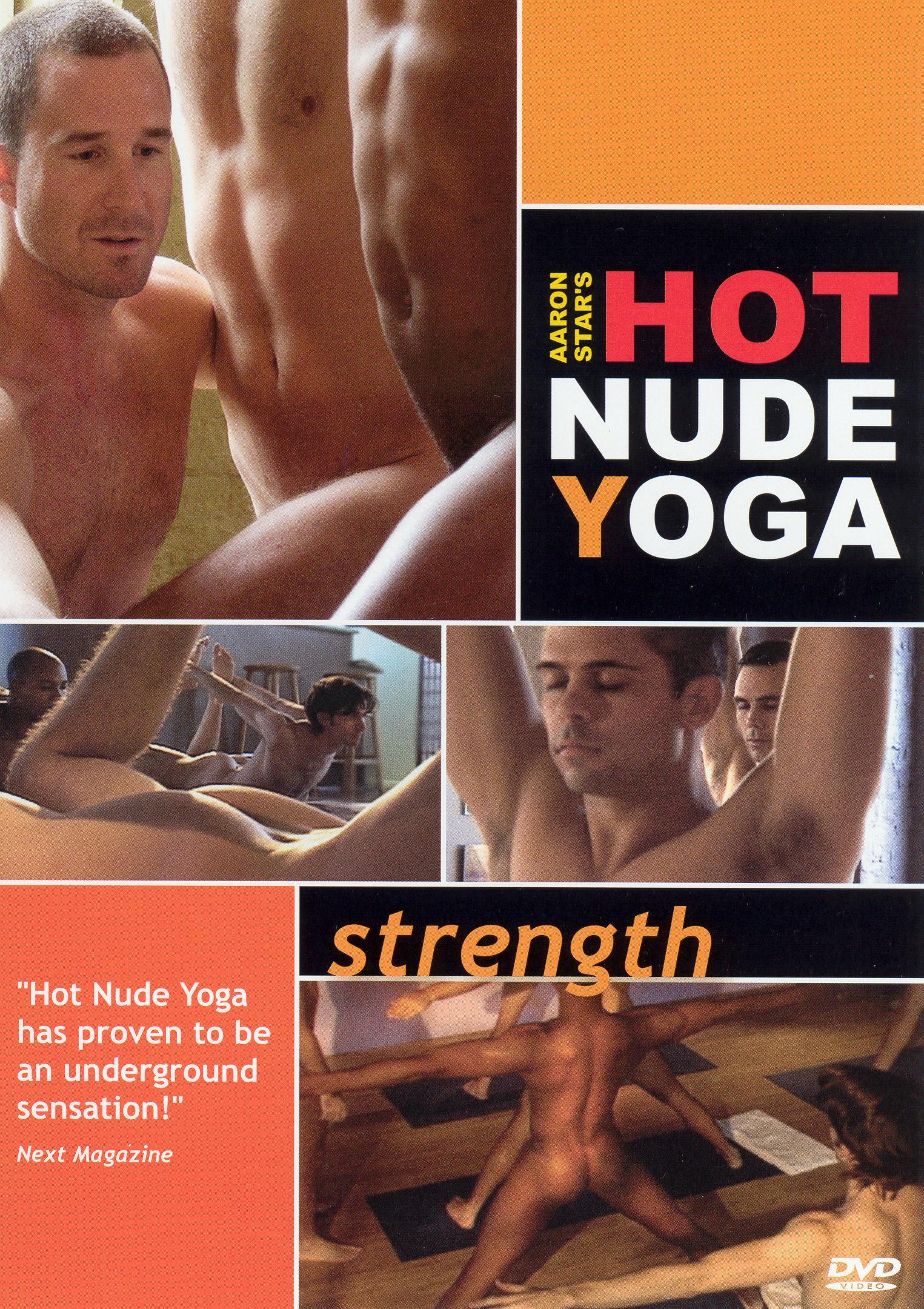 Hot Nude Yoga: Strength