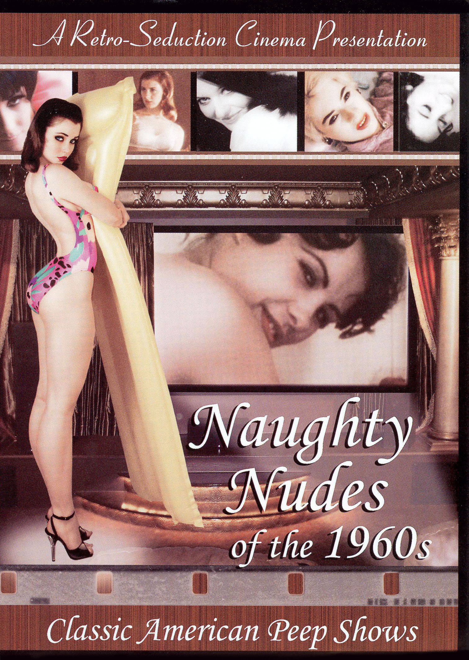 Naughty Nudes of the 1960s