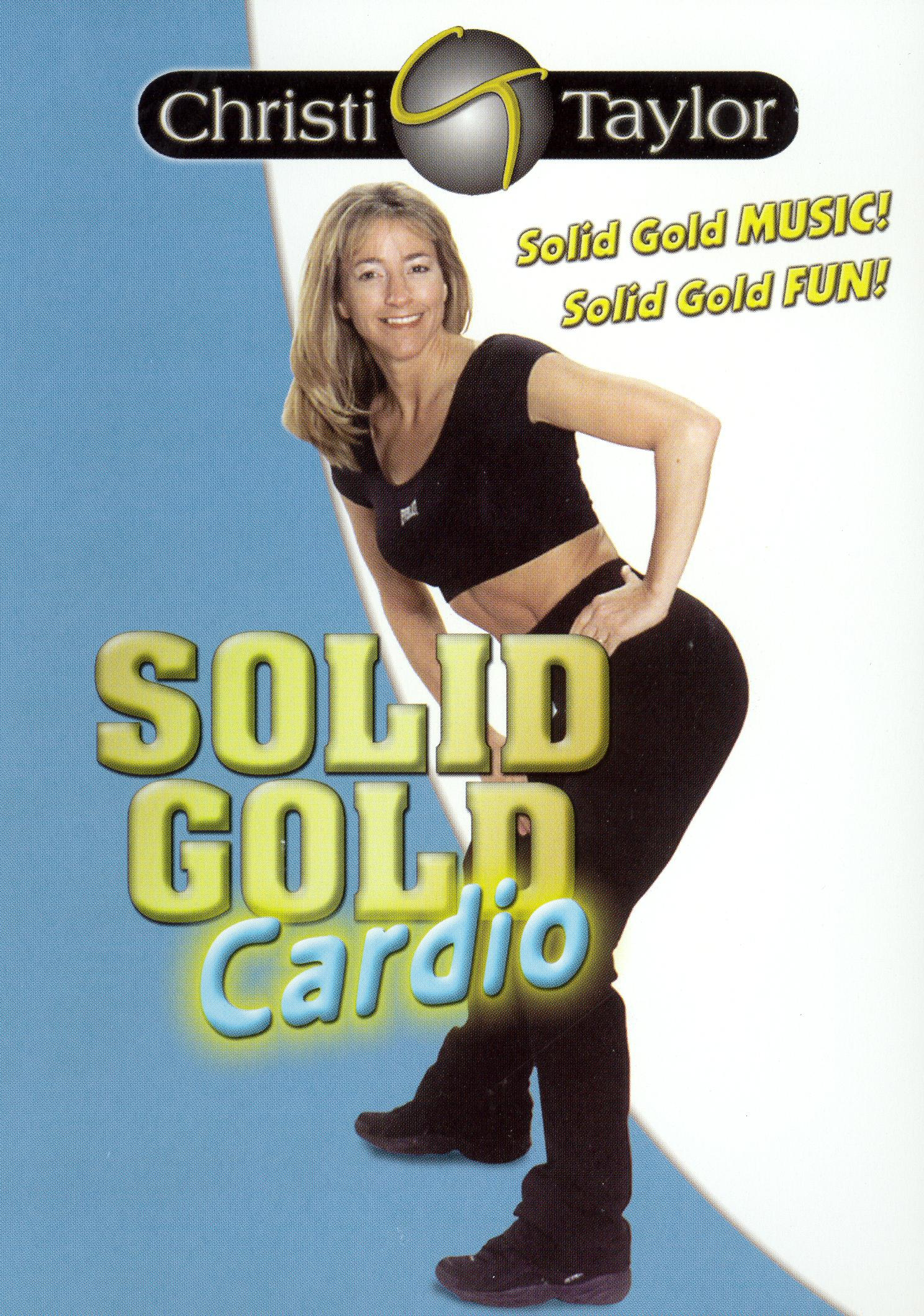 Christi Taylor: Solid Gold Cardio
