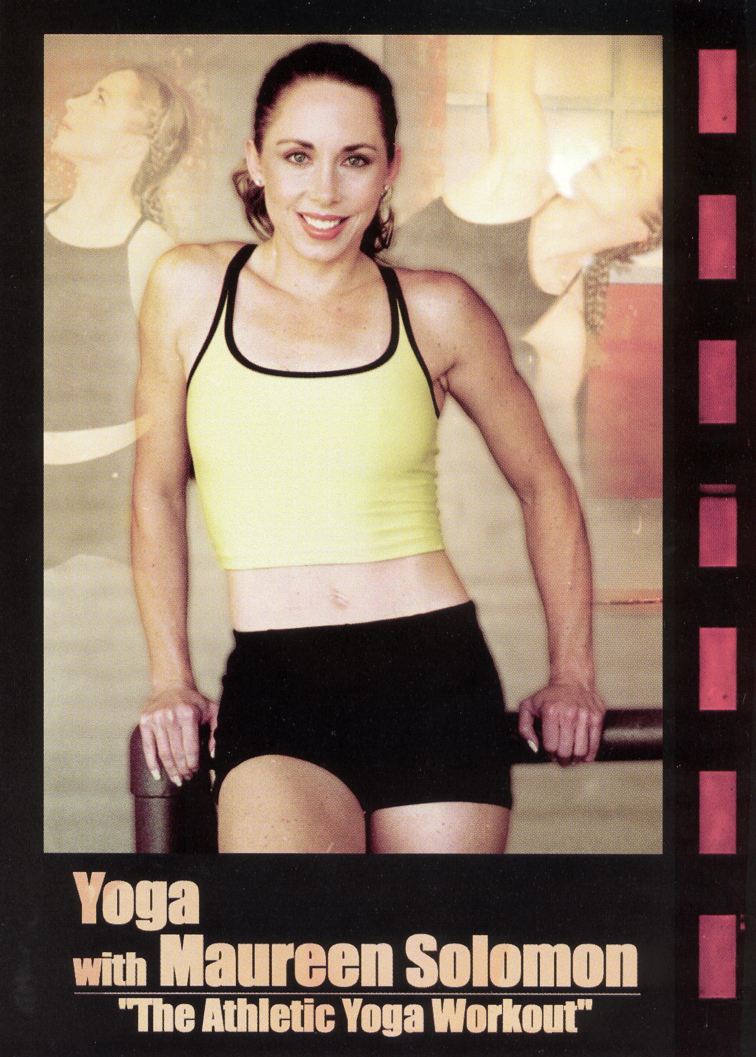Maureen Solomon: Athletic Yoga Workout with Maureen Solomon