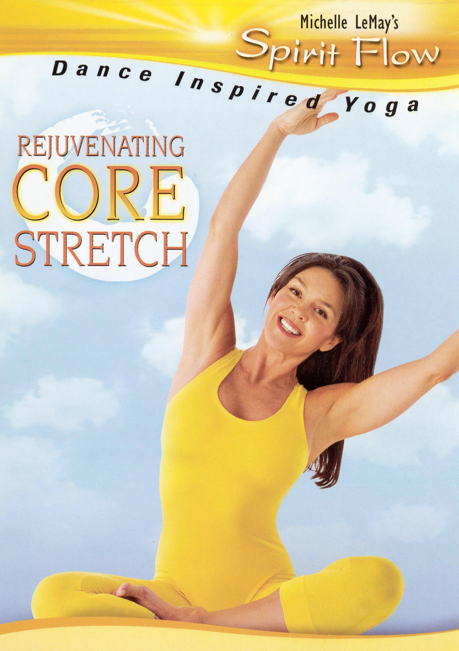 Michelle LeMay's Spirit Flow: Rejuvenating Core Stretch