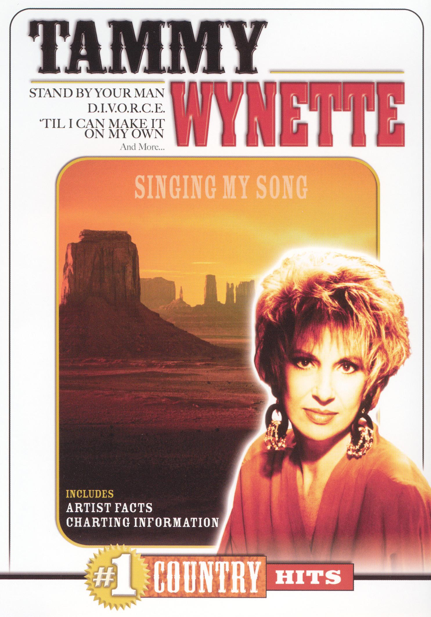 Country #1 Hits: Tammy Wynette