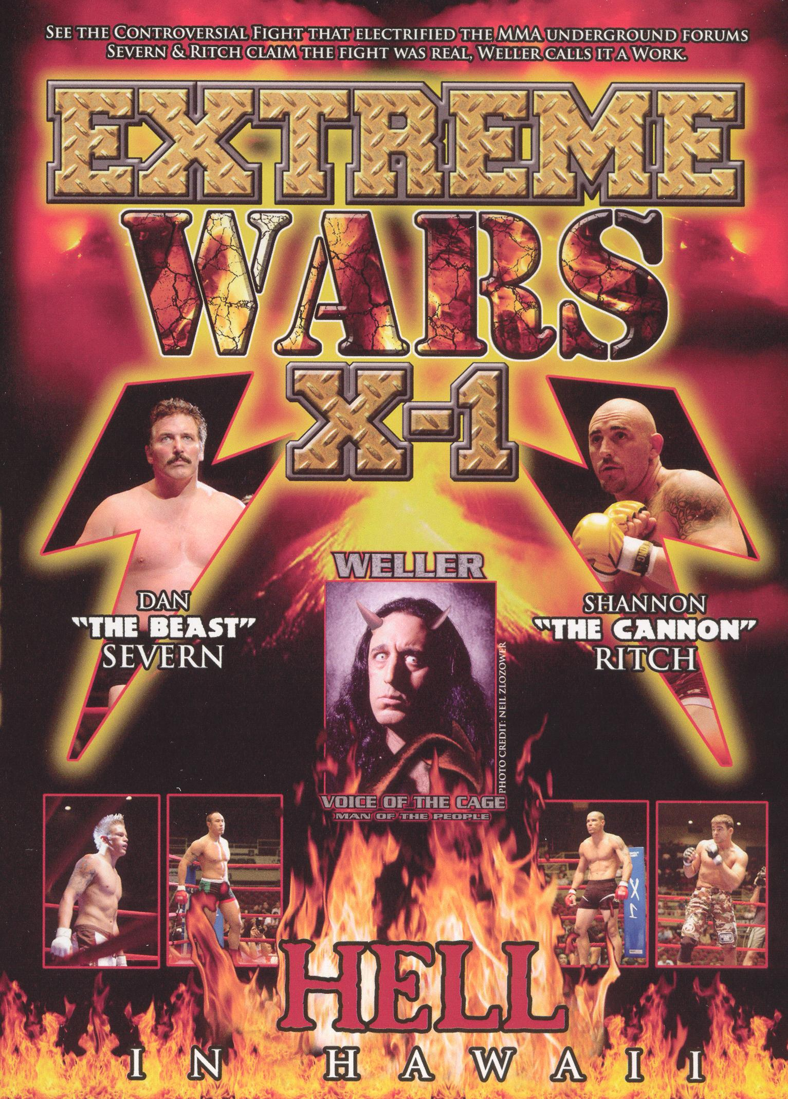 Extreme Wars X-1: Hell in Hawaii