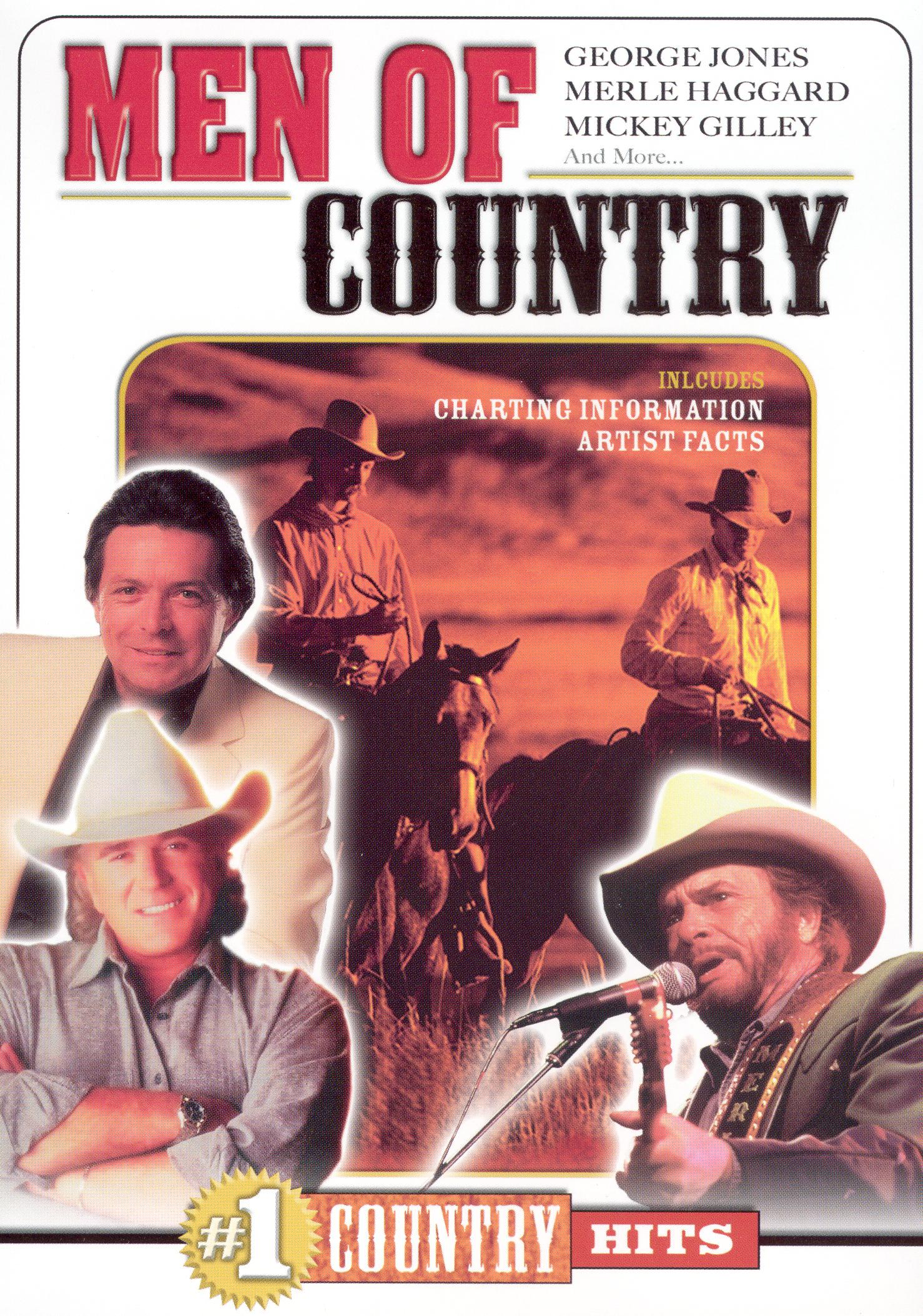 Country #1 Hits: Men of Country