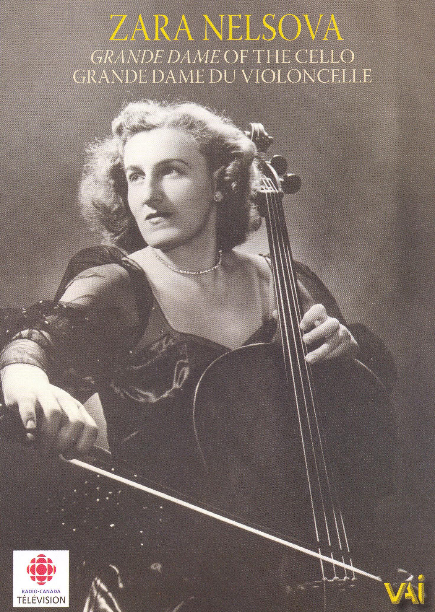 Zara Nelsova: Grand Dame of the Cello