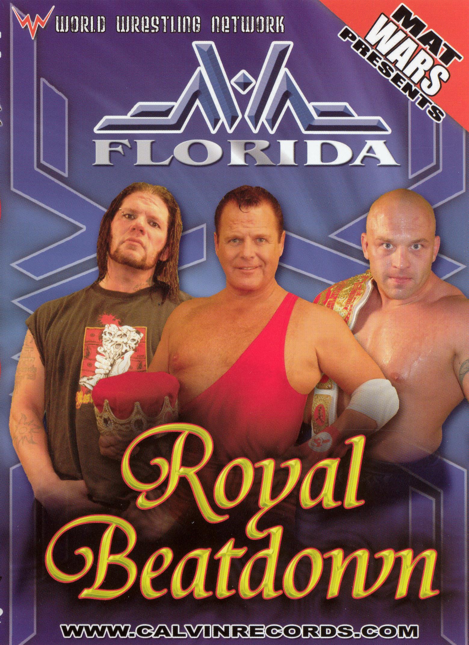Mat Wars: NWA Florida Royal Beatdown