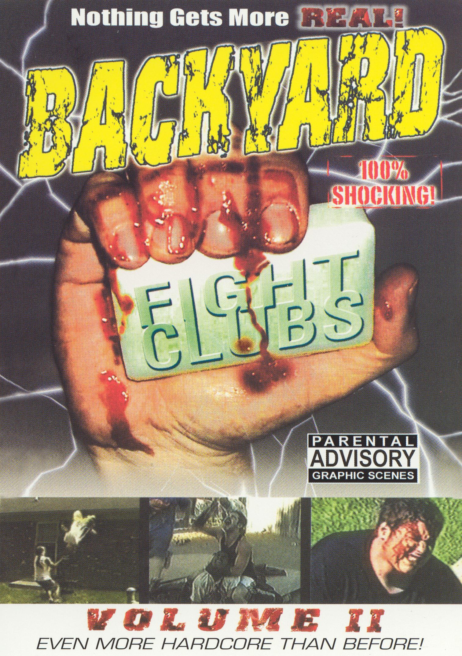 Backyard Fight Club, Vol. 2