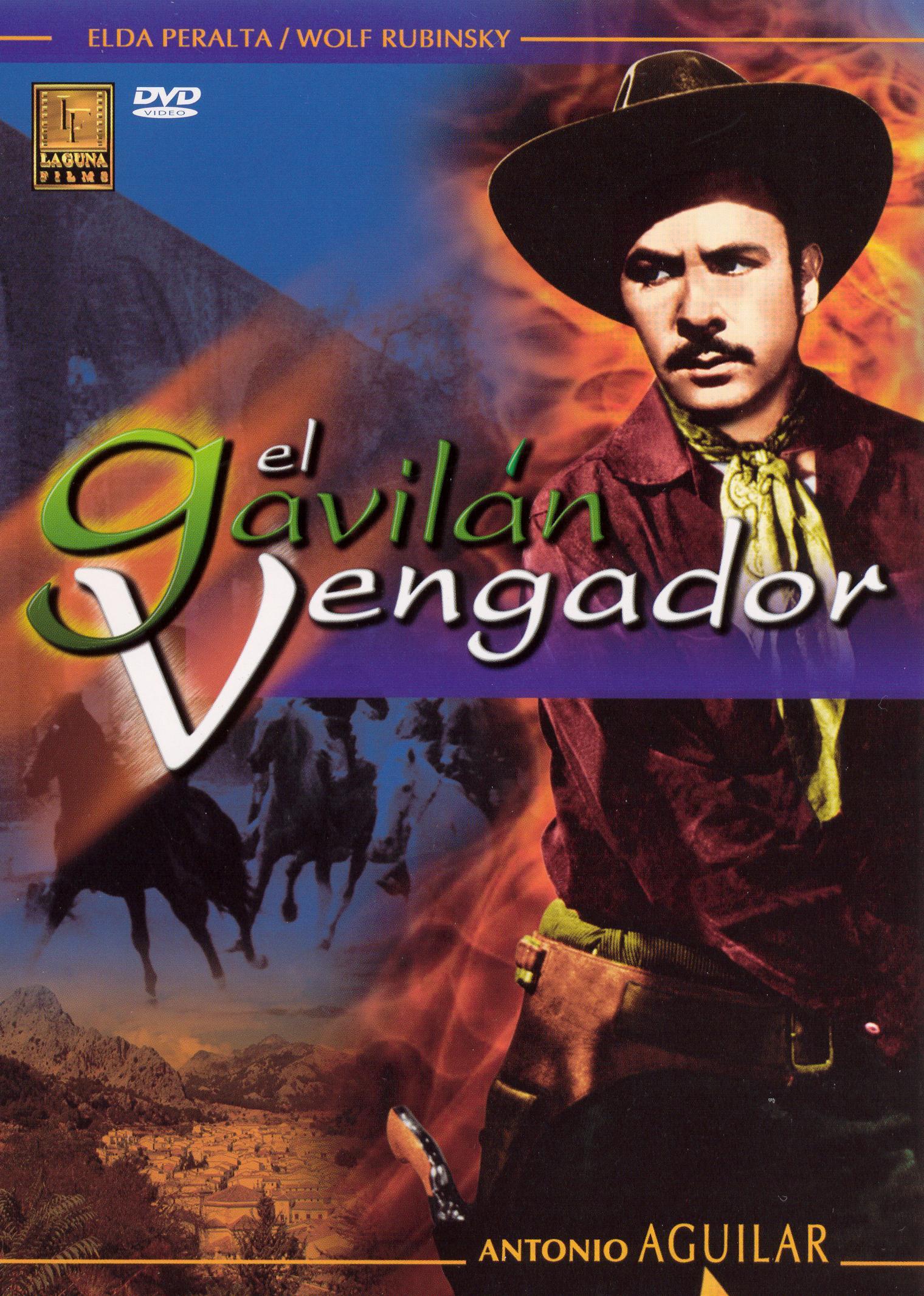 El Gavilan Vengador
