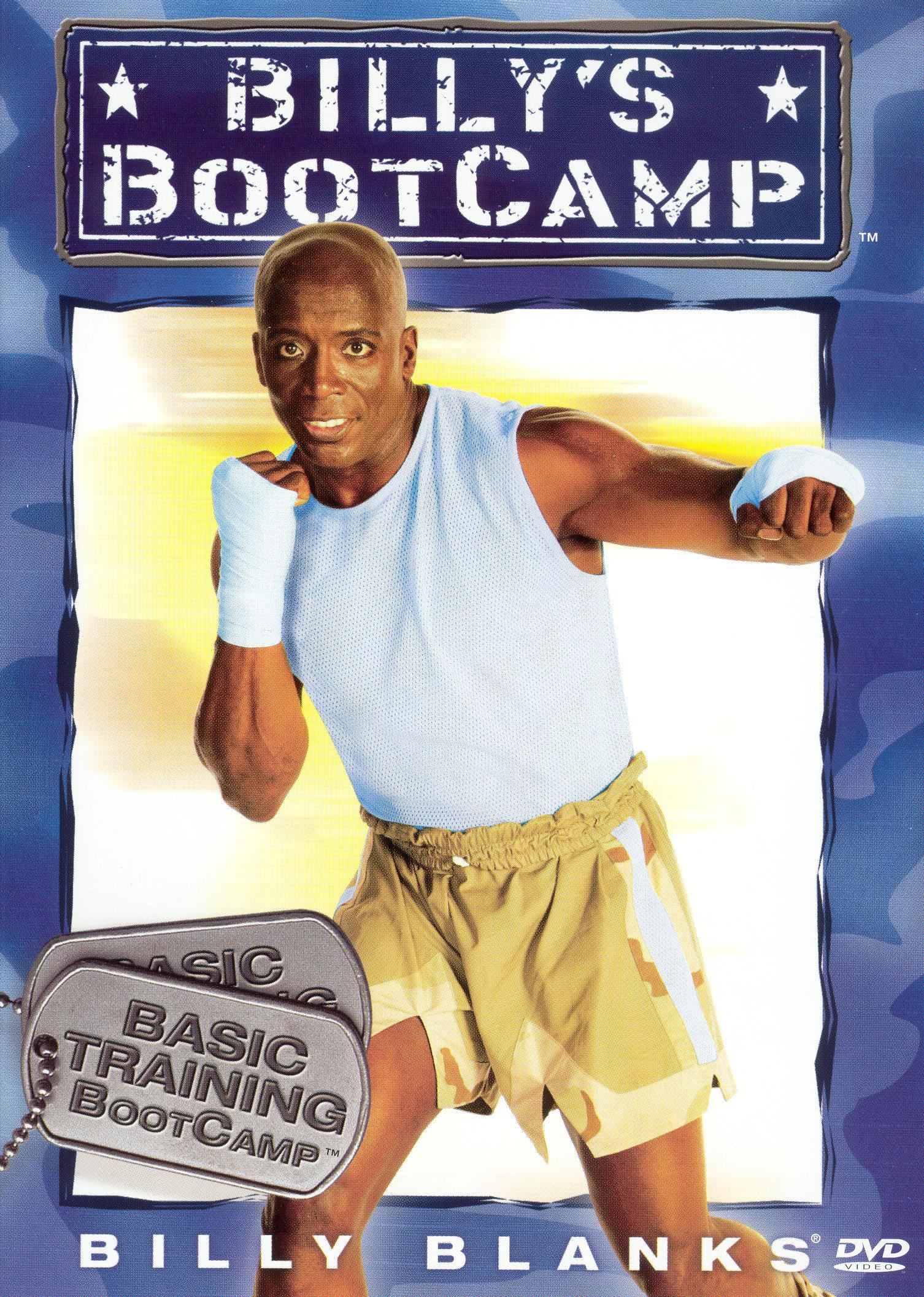 Billy Blanks: Billy's BootCamp - Basic Training BootCamp