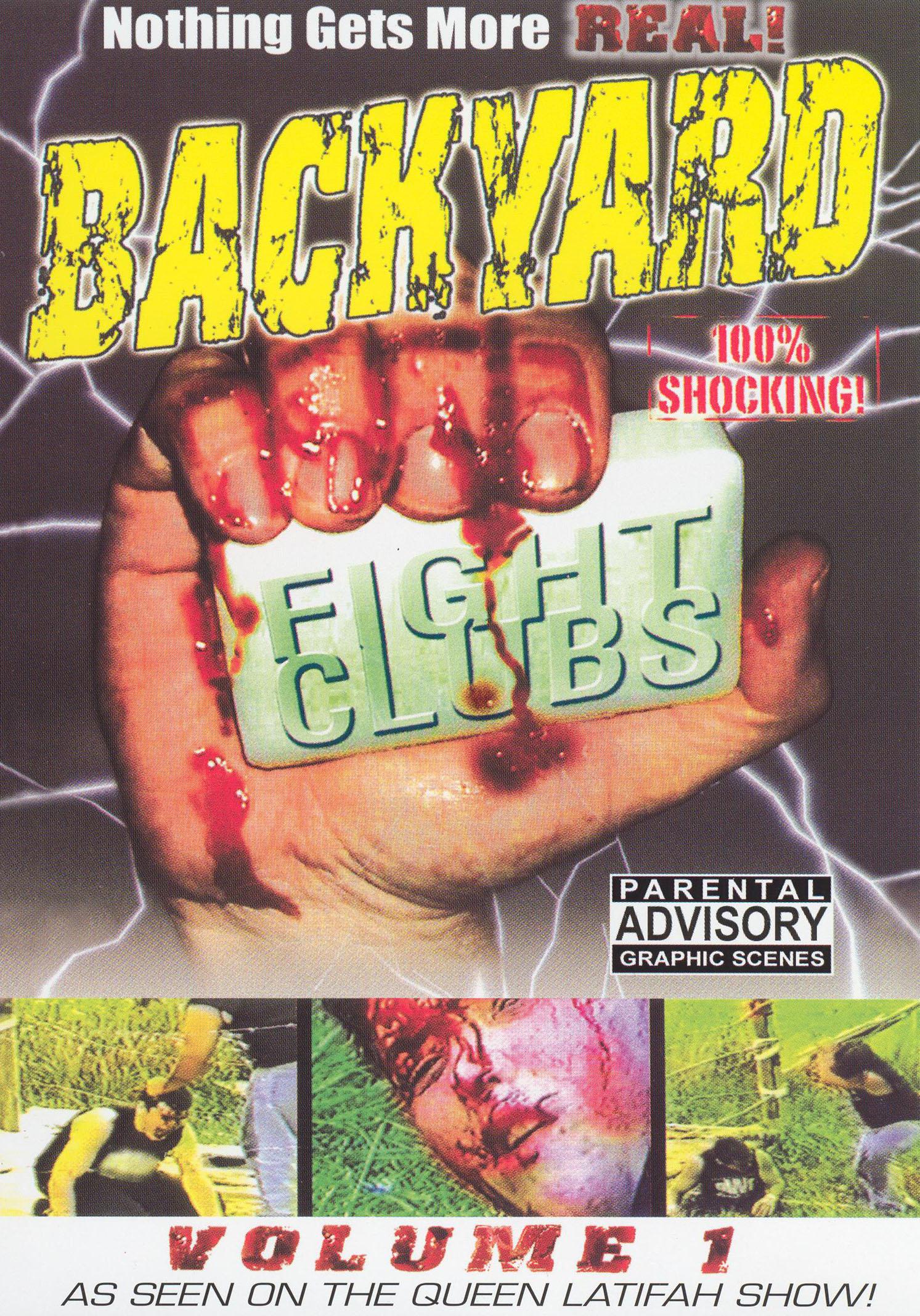 Backyard Fight Club, Vol. 1