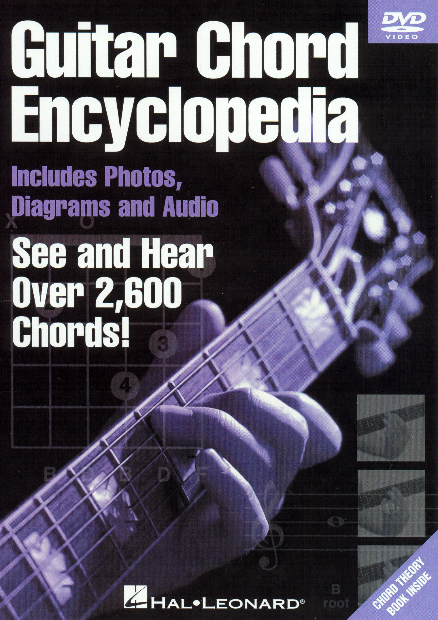 Guitar Chord Encylopedia