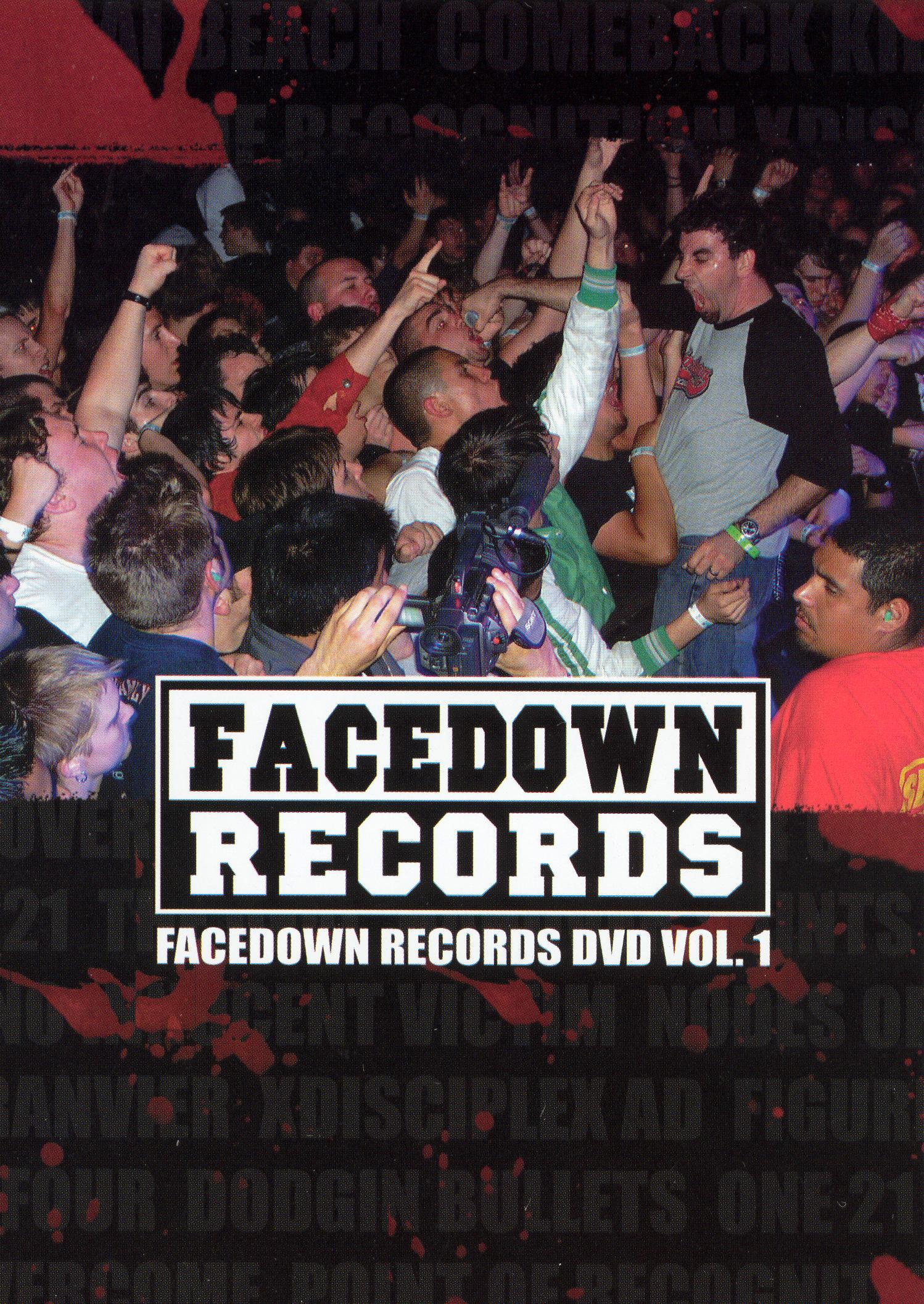 Facedown, Vol. 1