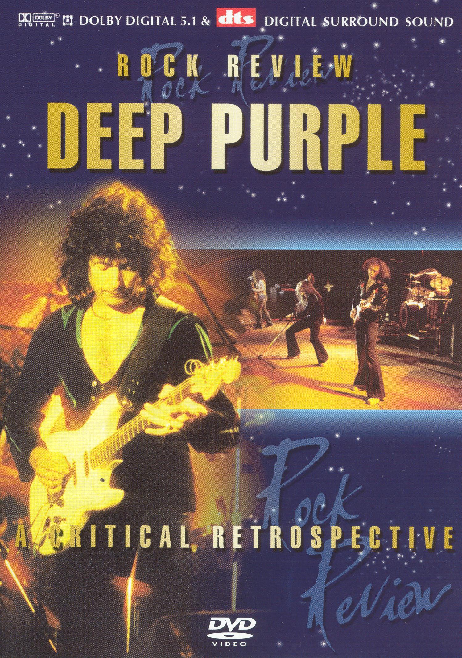 Rock Review: A Critical Retrospective - Deep Purple